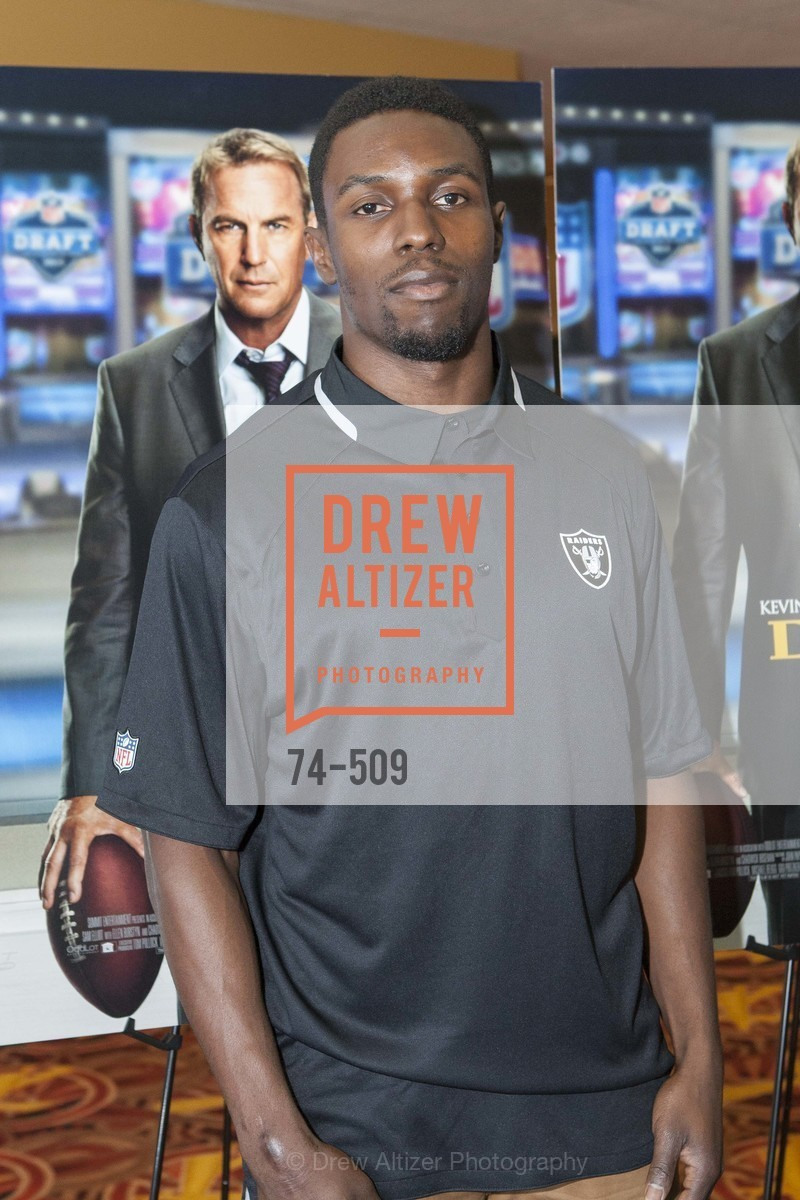 Chimdi Chekwa, SUMMIT ENTERTAINMENT Presents a Special Screening of DRAFT DAY with the Oakland Raiders, US. AMC 16 Shellmound, Emeryville, Ca, April 9th, 2014,Drew Altizer, Drew Altizer Photography, full-service agency, private events, San Francisco photographer, photographer california