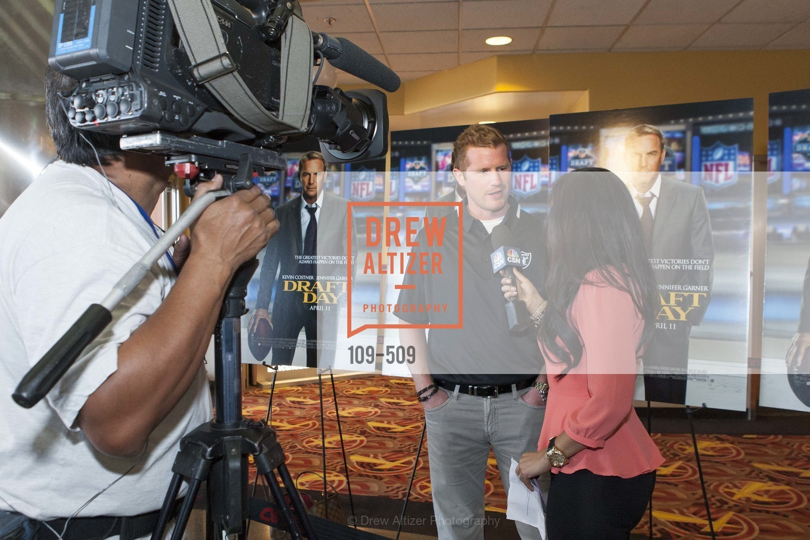 Matthew McGloin, SUMMIT ENTERTAINMENT Presents a Special Screening of DRAFT DAY with the Oakland Raiders, US. AMC 16 Shellmound, Emeryville, Ca, April 9th, 2014,Drew Altizer, Drew Altizer Photography, full-service agency, private events, San Francisco photographer, photographer california