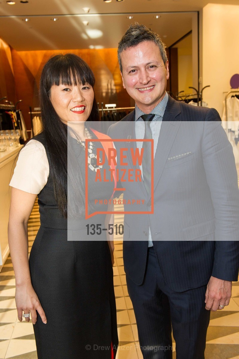 Woju Kim, Edward Teran, BARNEY'S NEW YORK, Irene Neuwirth, JC Obando, Troy Surratt and THE TIPPING POINT COMMUNITY Chair Committe Host a Cocktail Party, US. US, April 9th, 2014,Drew Altizer, Drew Altizer Photography, full-service agency, private events, San Francisco photographer, photographer california
