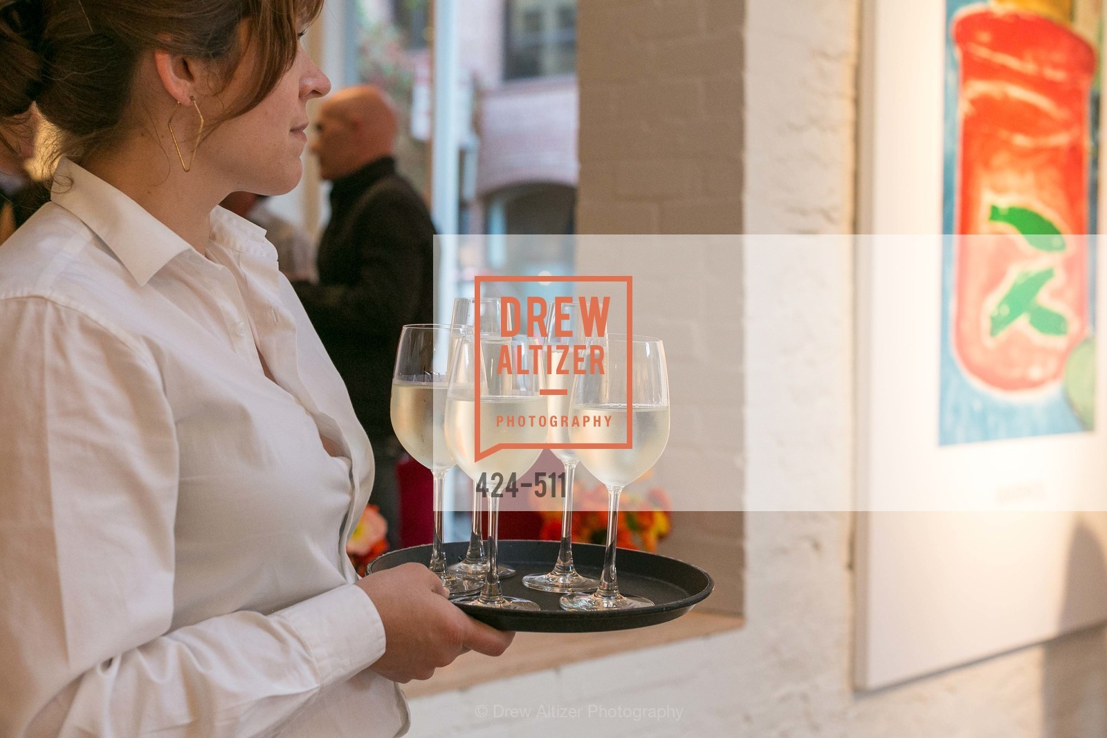 Atmosphere, CHRISTIE'S Preview to Benefit CalArts School of Art, US. Hedge Gallery 501 Pacific Avenue, April 9th, 2014,Drew Altizer, Drew Altizer Photography, full-service agency, private events, San Francisco photographer, photographer california