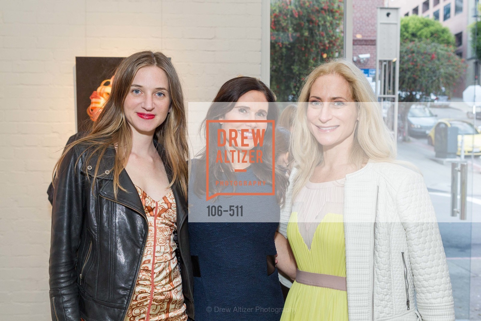 Aimee Friberg, Jamie Lunder, Joni Binder, CHRISTIE'S Preview to Benefit CalArts School of Art, US. Hedge Gallery 501 Pacific Avenue, April 9th, 2014,Drew Altizer, Drew Altizer Photography, full-service agency, private events, San Francisco photographer, photographer california
