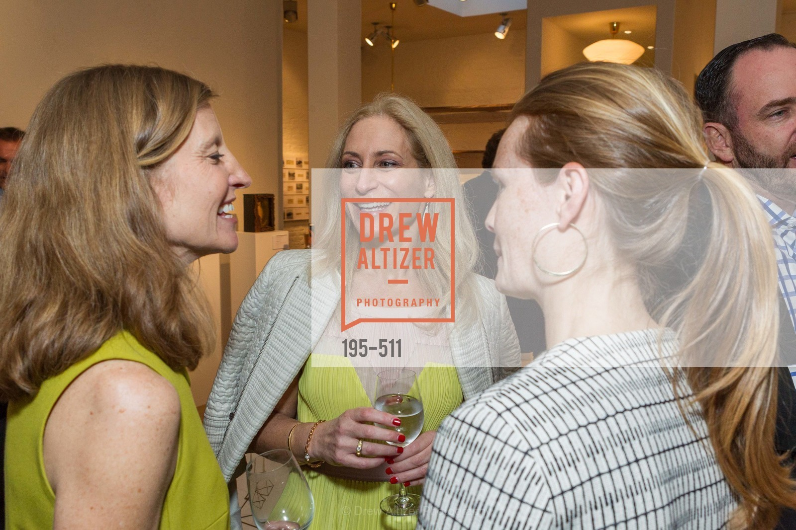 Laura Nagle, Joni Binder, CHRISTIE'S Preview to Benefit CalArts School of Art, US. Hedge Gallery 501 Pacific Avenue, April 9th, 2014,Drew Altizer, Drew Altizer Photography, full-service agency, private events, San Francisco photographer, photographer california