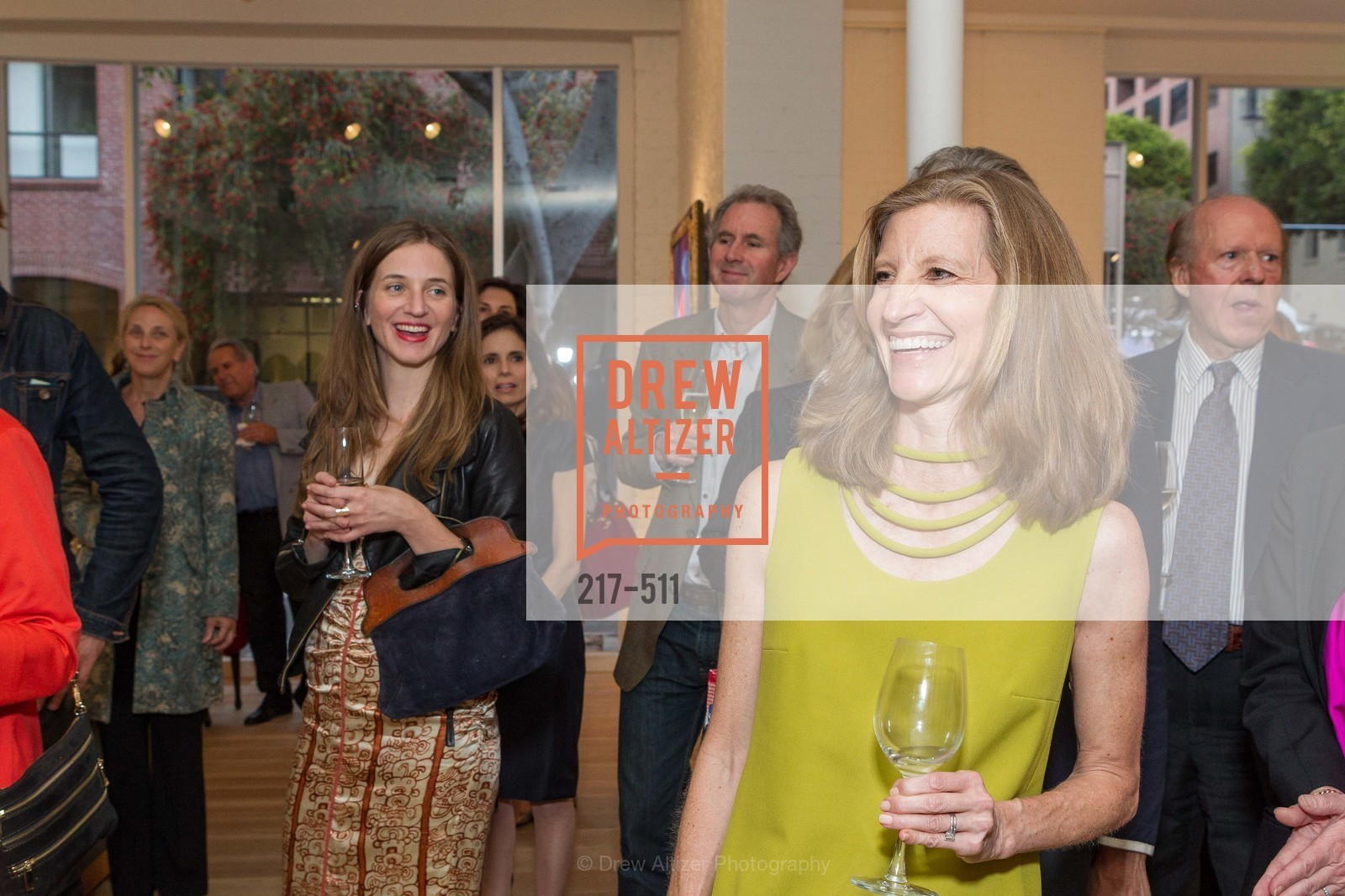 Laura Nagle, CHRISTIE'S Preview to Benefit CalArts School of Art, US. Hedge Gallery 501 Pacific Avenue, April 9th, 2014,Drew Altizer, Drew Altizer Photography, full-service agency, private events, San Francisco photographer, photographer california