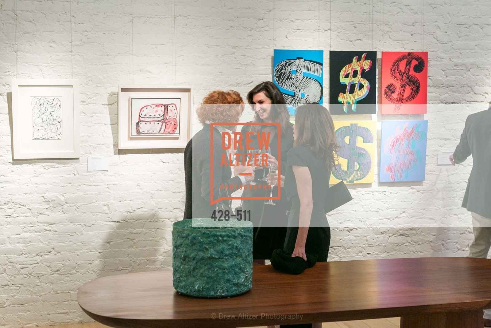 Blair Heath, CHRISTIE'S Preview to Benefit CalArts School of Art, US. Hedge Gallery 501 Pacific Avenue, April 9th, 2014,Drew Altizer, Drew Altizer Photography, full-service agency, private events, San Francisco photographer, photographer california
