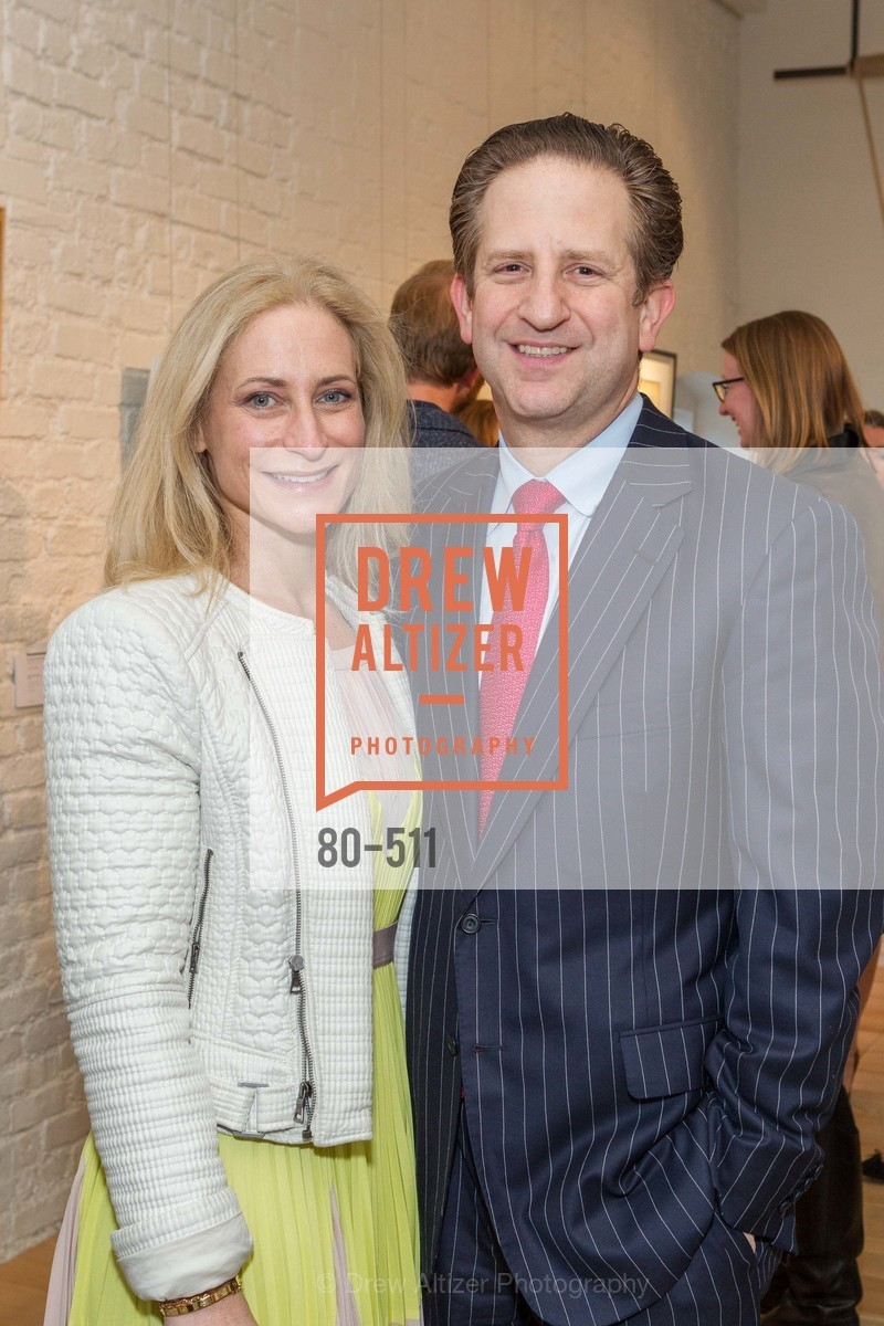 Joni Binder, Robert Shwarts, CHRISTIE'S Preview to Benefit CalArts School of Art, US. Hedge Gallery 501 Pacific Avenue, April 9th, 2014,Drew Altizer, Drew Altizer Photography, full-service agency, private events, San Francisco photographer, photographer california