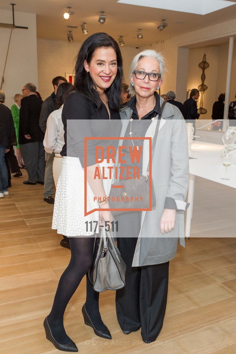 Becky Ascher, Nancy Ascher, CHRISTIE'S Preview to Benefit CalArts School of Art, US. Hedge Gallery 501 Pacific Avenue, April 9th, 2014,Drew Altizer, Drew Altizer Photography, full-service agency, private events, San Francisco photographer, photographer california