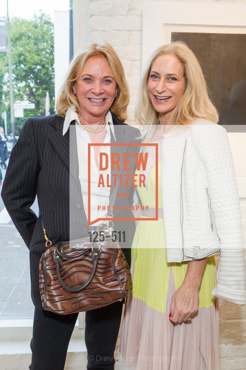 Sara Hills, Joni Binder, CHRISTIE'S Preview to Benefit CalArts School of Art, US. Hedge Gallery 501 Pacific Avenue, April 9th, 2014,Drew Altizer, Drew Altizer Photography, full-service agency, private events, San Francisco photographer, photographer california