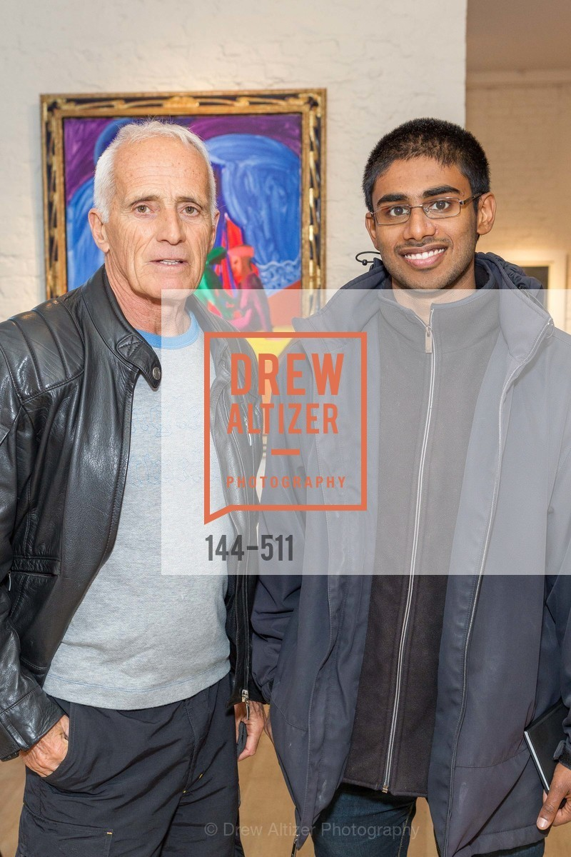 Robert Pante, Ashwin Jose, CHRISTIE'S Preview to Benefit CalArts School of Art, US. Hedge Gallery 501 Pacific Avenue, April 9th, 2014,Drew Altizer, Drew Altizer Photography, full-service event agency, private events, San Francisco photographer, photographer California
