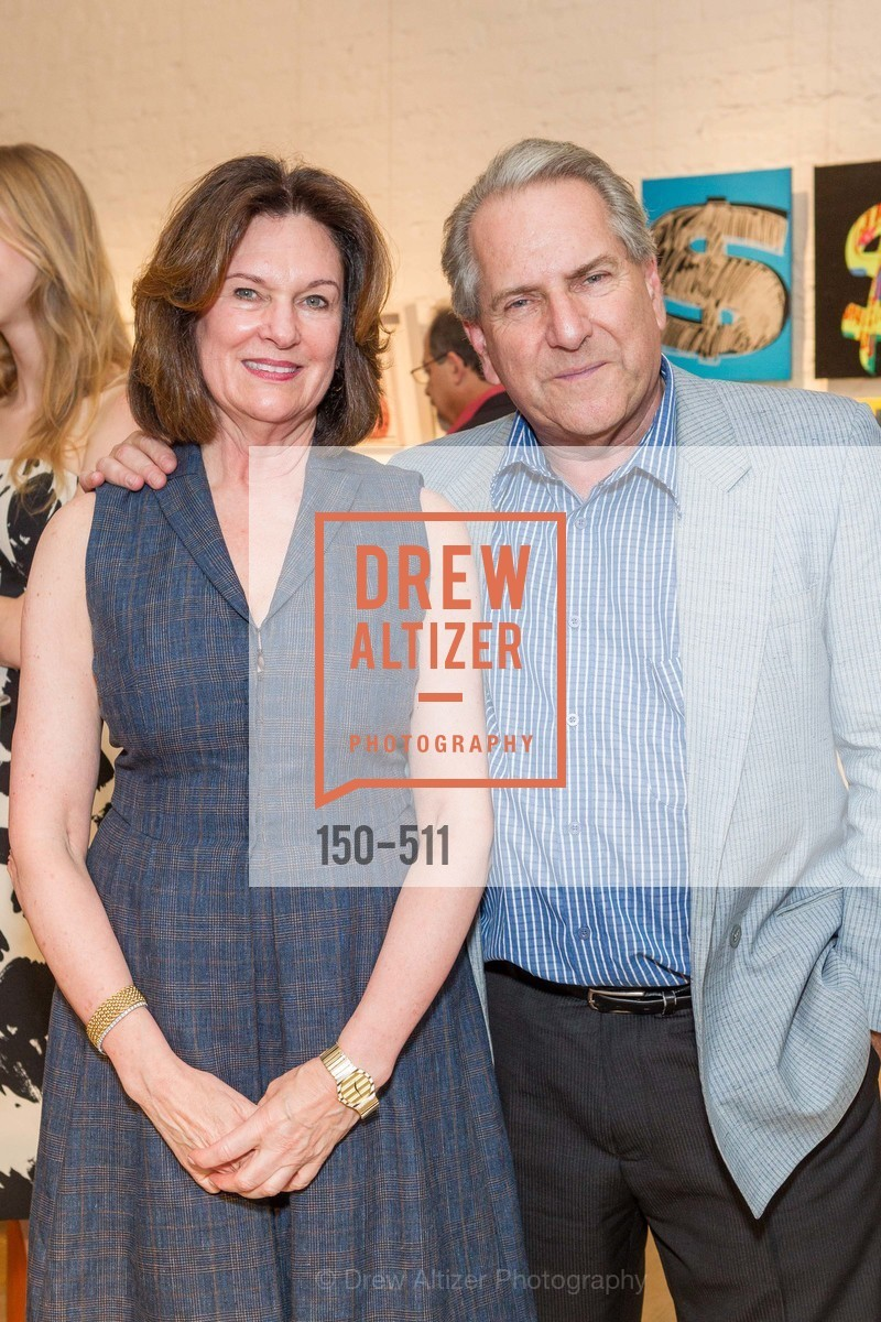 Mary Brophy, Peter Susskind, CHRISTIE'S Preview to Benefit CalArts School of Art, US. Hedge Gallery 501 Pacific Avenue, April 9th, 2014,Drew Altizer, Drew Altizer Photography, full-service agency, private events, San Francisco photographer, photographer california