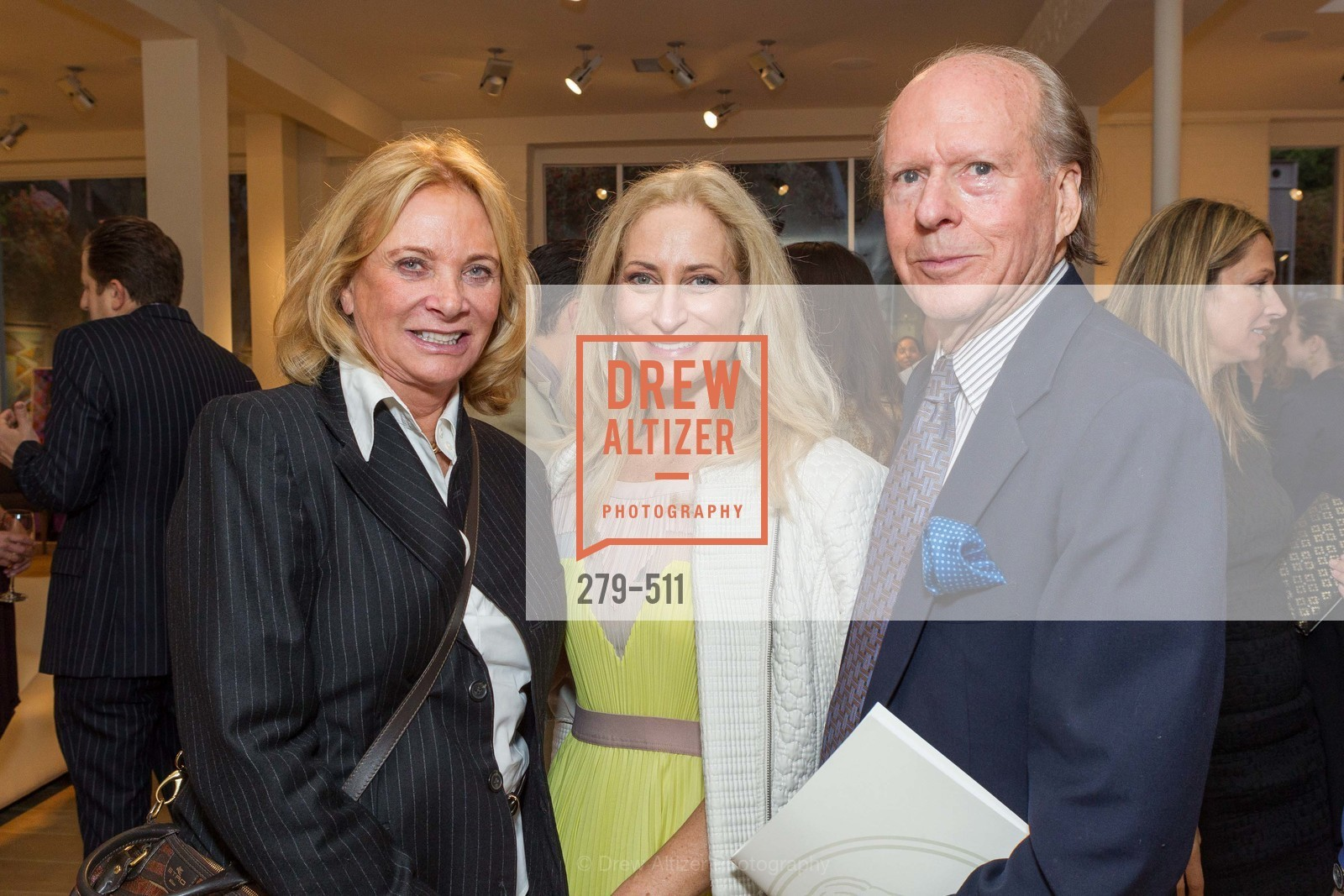 Sara Hills, Joni Binder, Austin Hills, CHRISTIE'S Preview to Benefit CalArts School of Art, US. Hedge Gallery 501 Pacific Avenue, April 9th, 2014,Drew Altizer, Drew Altizer Photography, full-service agency, private events, San Francisco photographer, photographer california