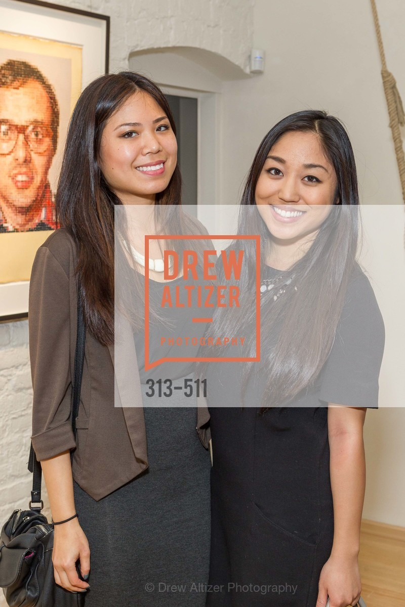 Stephanie Yang, Christine Pai, CHRISTIE'S Preview to Benefit CalArts School of Art, US. Hedge Gallery 501 Pacific Avenue, April 9th, 2014,Drew Altizer, Drew Altizer Photography, full-service agency, private events, San Francisco photographer, photographer california