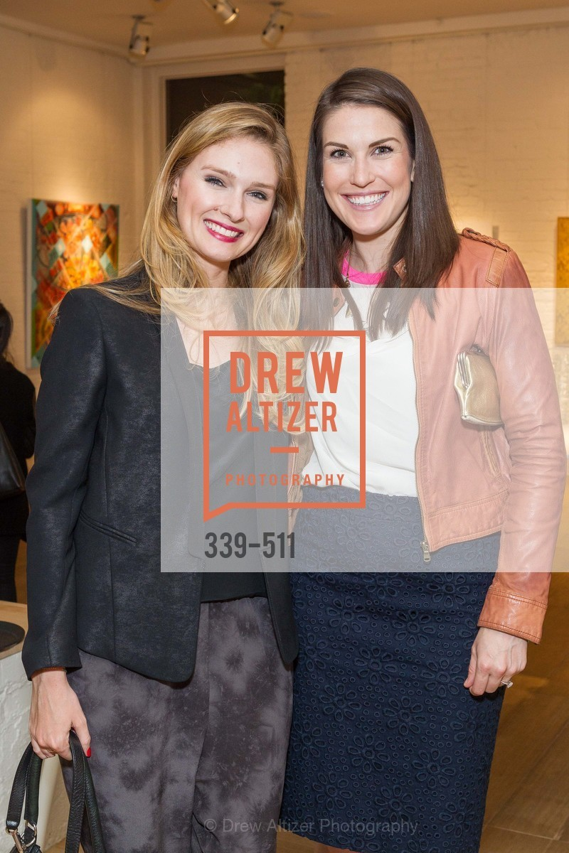 Courtney Colman, Lindsay Wishart, CHRISTIE'S Preview to Benefit CalArts School of Art, US. Hedge Gallery 501 Pacific Avenue, April 9th, 2014,Drew Altizer, Drew Altizer Photography, full-service agency, private events, San Francisco photographer, photographer california