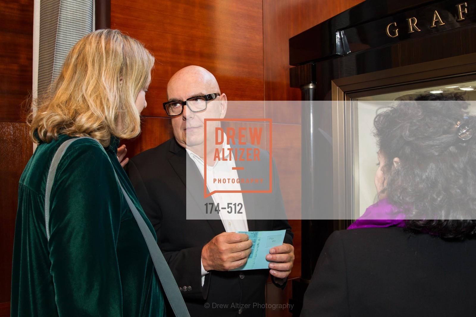 Robert Atkinson, GRAFF Celebrates SMUIN BALLET, US. 237 Post Street SF, April 9th, 2014,Drew Altizer, Drew Altizer Photography, full-service agency, private events, San Francisco photographer, photographer california