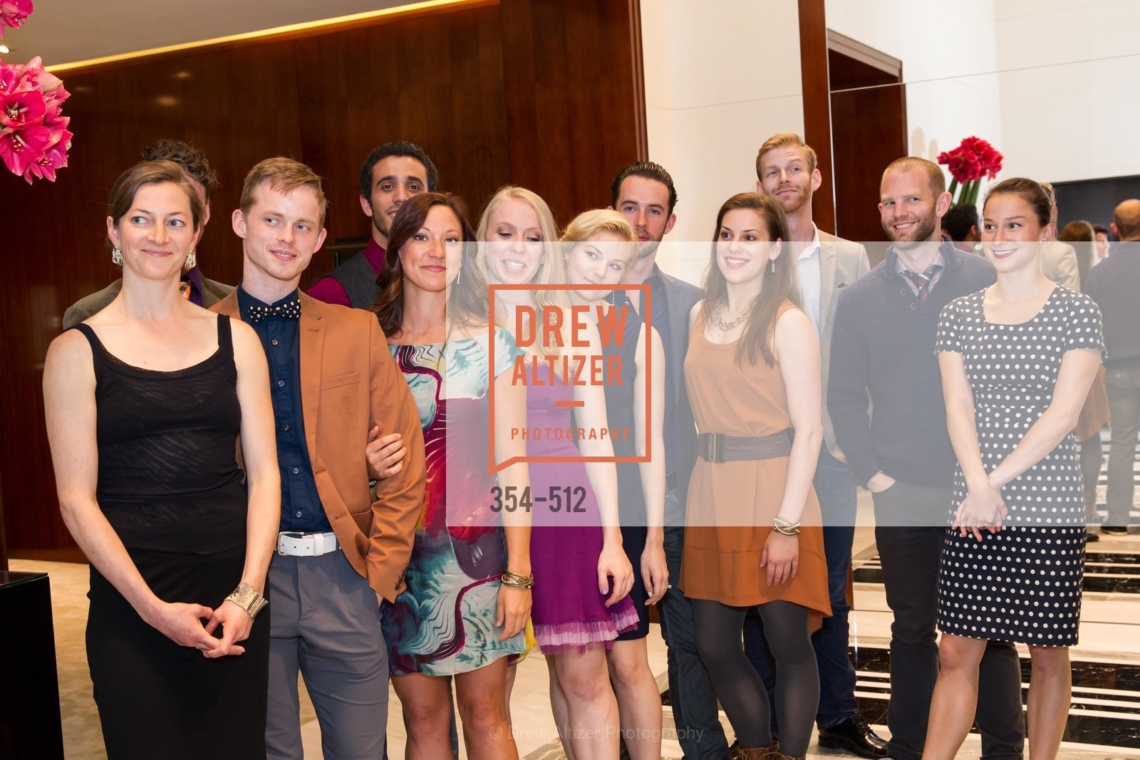 Jane Rehm, Christian Squires, Eduardo Permuy, Erica Chipp, Nicole Haskins, Erica Felsch, Ben Needham-Wood, Susan Roemer, Josh Reynolds, Aidan DeYoung, Terez Dean, GRAFF Celebrates SMUIN BALLET, US. 237 Post Street SF, April 9th, 2014,Drew Altizer, Drew Altizer Photography, full-service agency, private events, San Francisco photographer, photographer california