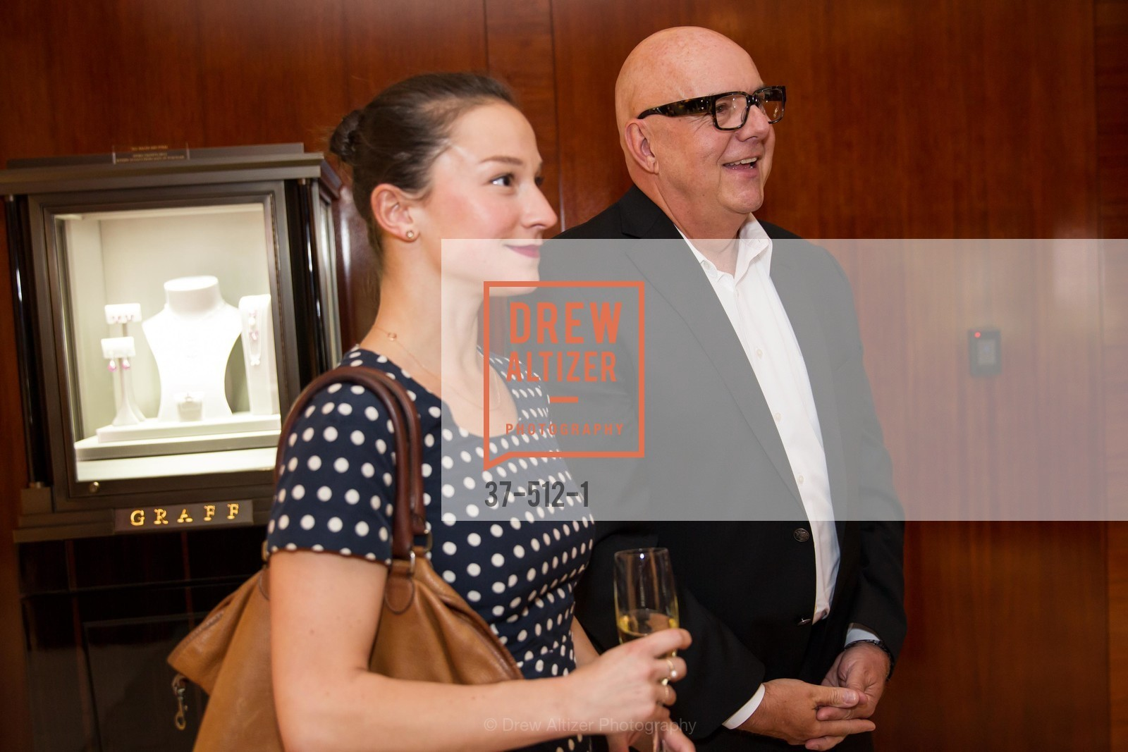 Terez Dean, Robert Atkinson, GRAFF Celebrates SMUIN BALLET, US. 237 Post Street SF, April 9th, 2014,Drew Altizer, Drew Altizer Photography, full-service agency, private events, San Francisco photographer, photographer california