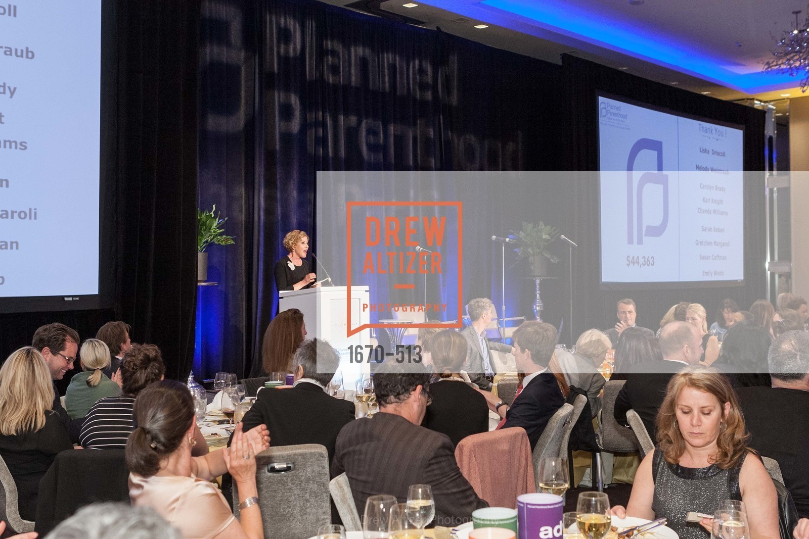 Sue Wollack, PLANNED PARENTHOOD SHASTA PACIFIC Presents  Acts of Courage, US. US, April 10th, 2014