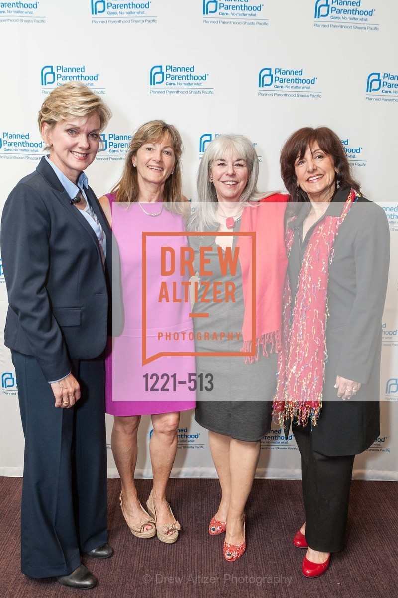 Jennifer Granholm, Katie Rickleff, Stacey Bressler, Carla Marinucci, PLANNED PARENTHOOD SHASTA PACIFIC Presents  Acts of Courage, US. US, April 10th, 2014,Drew Altizer, Drew Altizer Photography, full-service agency, private events, San Francisco photographer, photographer california