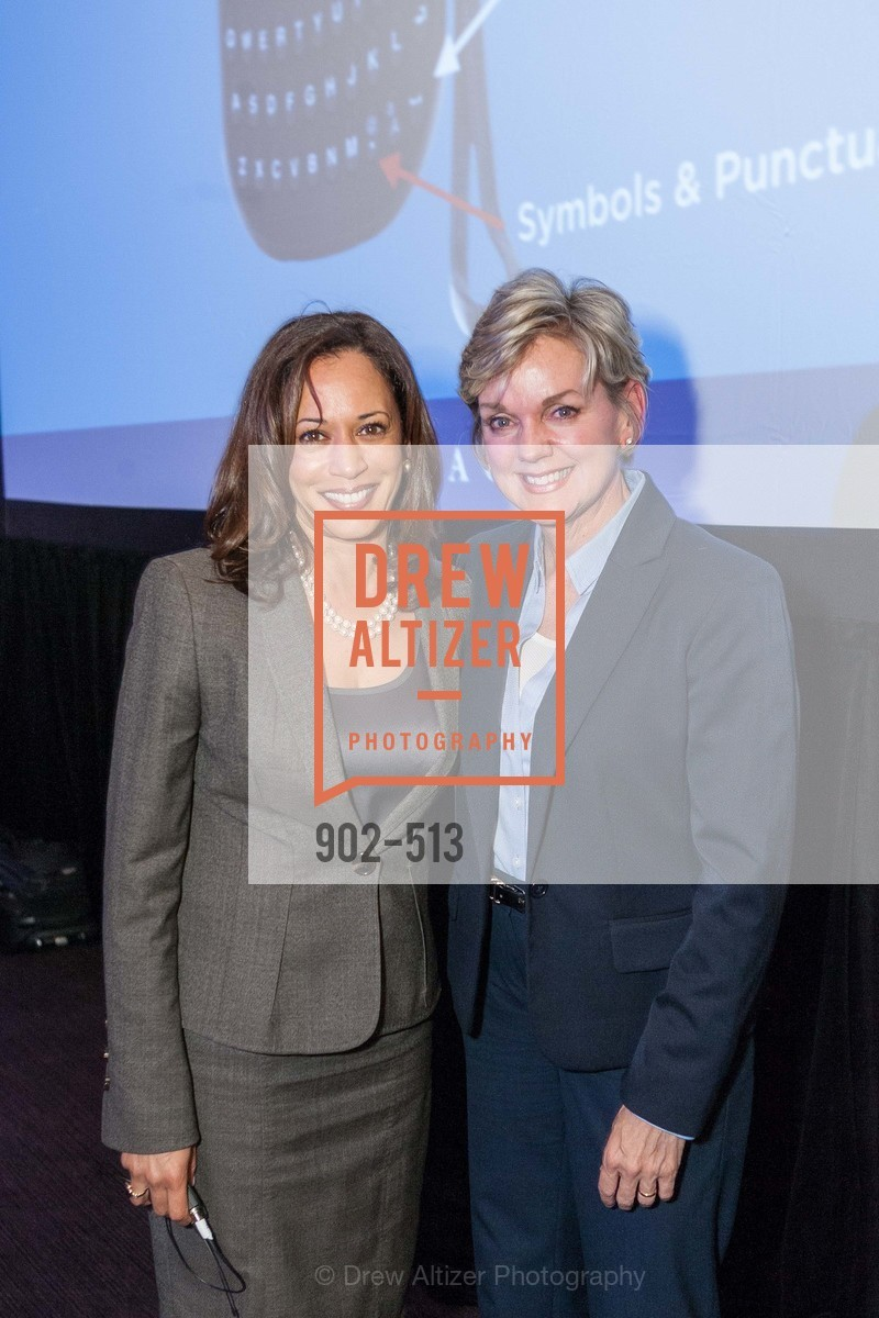 Kamala Harris, Jennifer Granholm, PLANNED PARENTHOOD SHASTA PACIFIC Presents  Acts of Courage, US. US, April 10th, 2014
