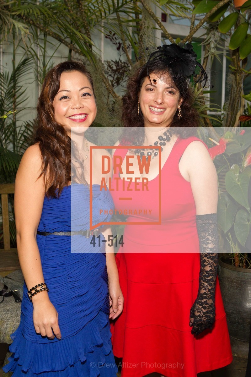 Thuy Nguyen, Gina Crescenti, SF Conservatory of Flowers - CHOMP They came from the swamp, US. US, April 10th, 2014,Drew Altizer, Drew Altizer Photography, full-service agency, private events, San Francisco photographer, photographer california