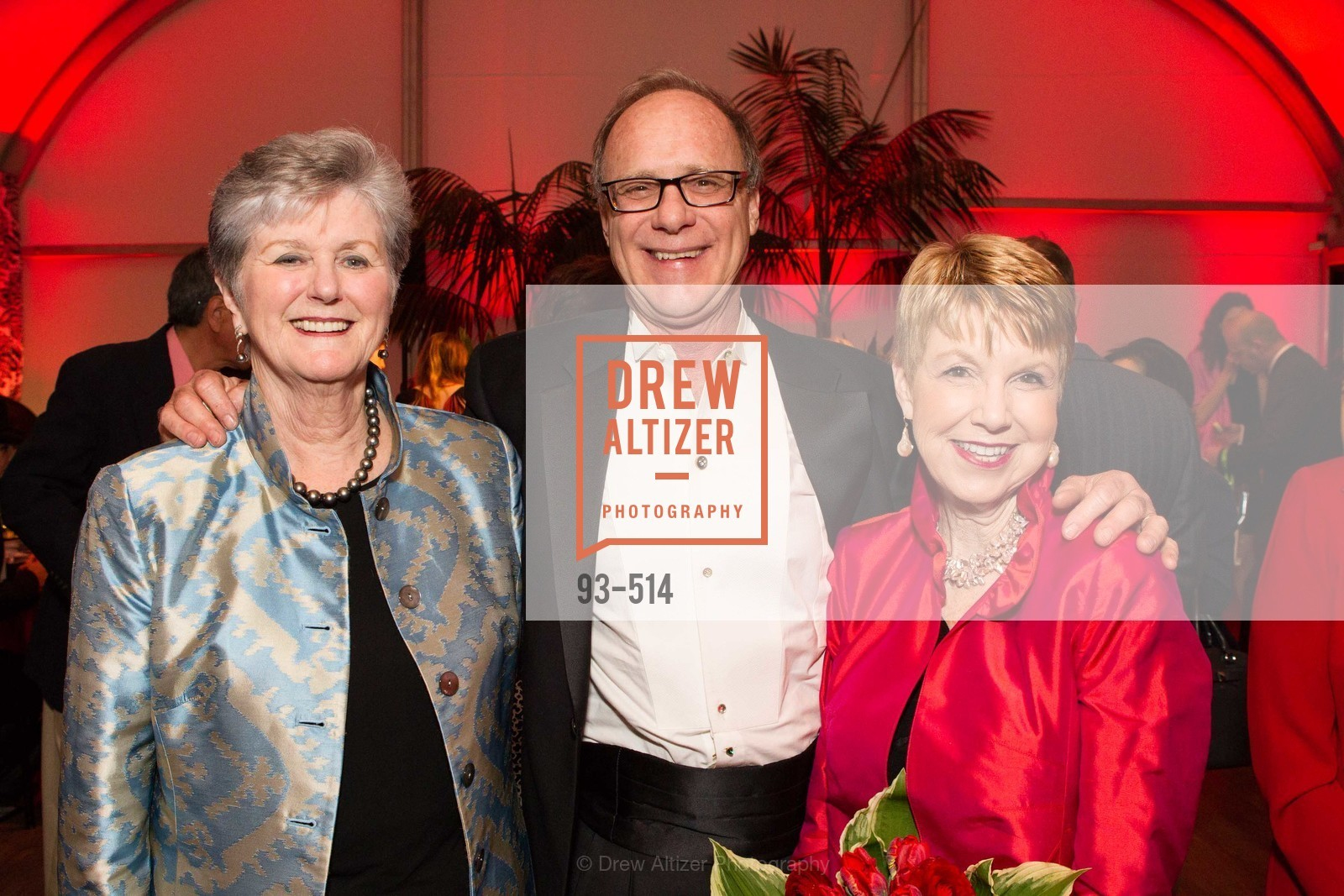 Pat Hanson-Thompson, Bruce Rogers, Martha Woollomes, SF Conservatory of Flowers - CHOMP They came from the swamp, US. US, April 10th, 2014,Drew Altizer, Drew Altizer Photography, full-service agency, private events, San Francisco photographer, photographer california