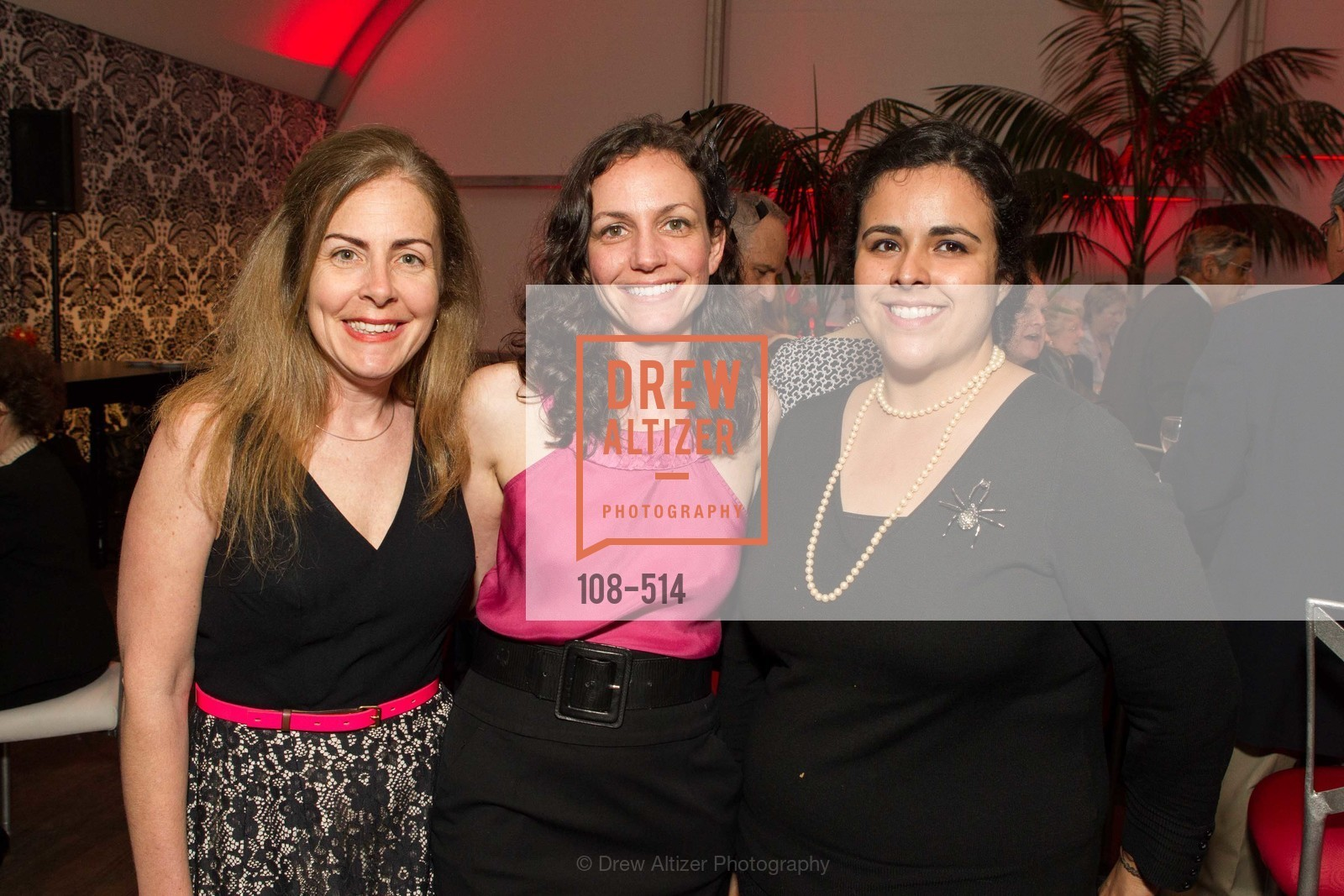 Betsy Nichols, Erika Frank, Vanessa Fajardo, SF Conservatory of Flowers - CHOMP They came from the swamp, US. US, April 10th, 2014,Drew Altizer, Drew Altizer Photography, full-service agency, private events, San Francisco photographer, photographer california