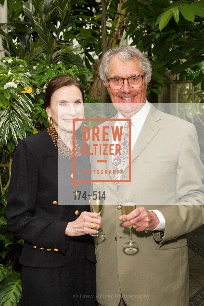 LaVerne Silverman, Alan Silverman, SF Conservatory of Flowers - CHOMP They came from the swamp, US. US, April 10th, 2014,Drew Altizer, Drew Altizer Photography, full-service agency, private events, San Francisco photographer, photographer california