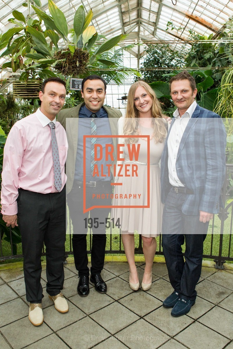 Sebastian Sanges, Oscar Roque, Amanda Holding, Christophe Kubiak, SF Conservatory of Flowers - CHOMP They came from the swamp, US. US, April 10th, 2014,Drew Altizer, Drew Altizer Photography, full-service agency, private events, San Francisco photographer, photographer california