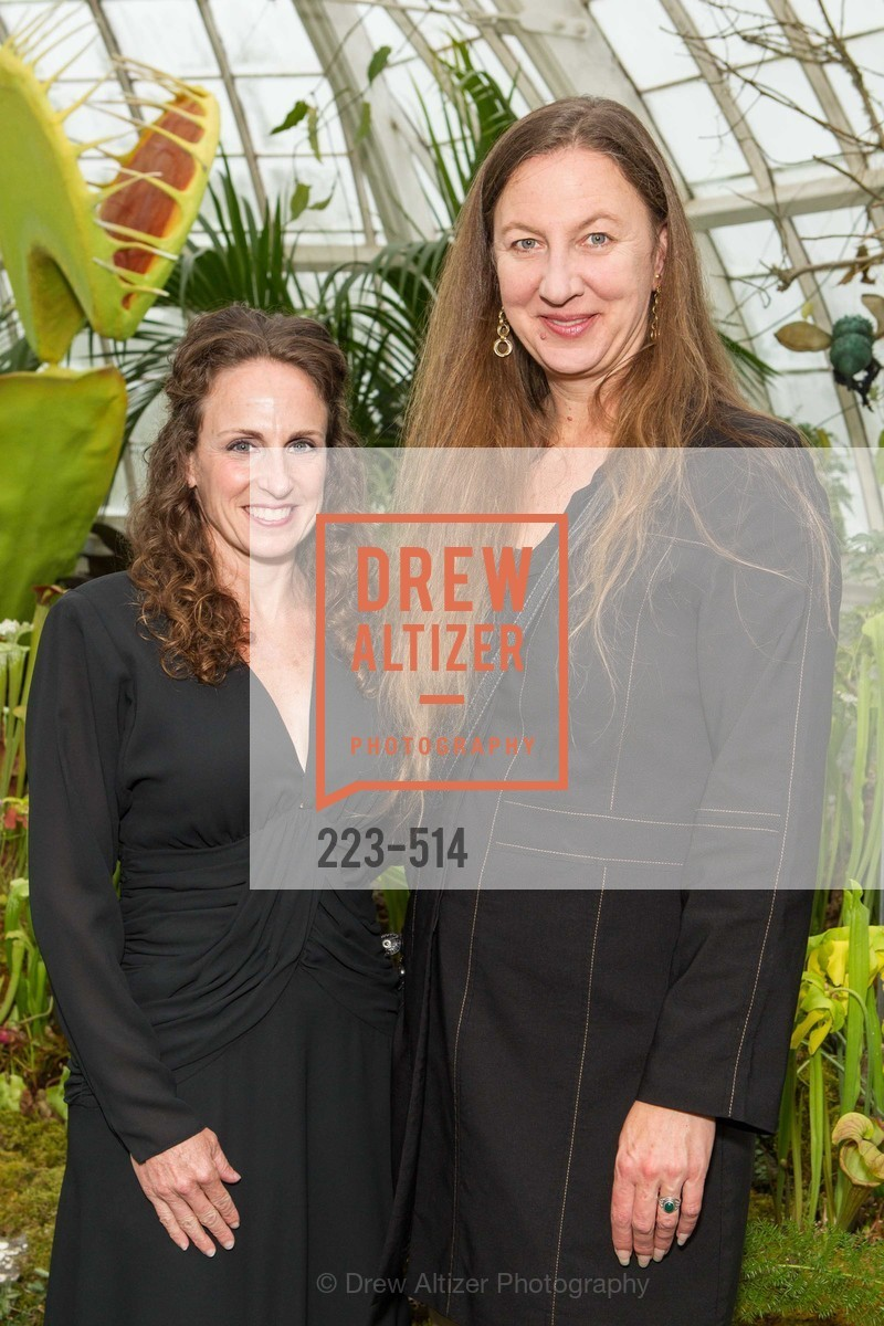 Cara Storm, Nina Sazevich, SF Conservatory of Flowers - CHOMP They came from the swamp, US. US, April 10th, 2014,Drew Altizer, Drew Altizer Photography, full-service agency, private events, San Francisco photographer, photographer california
