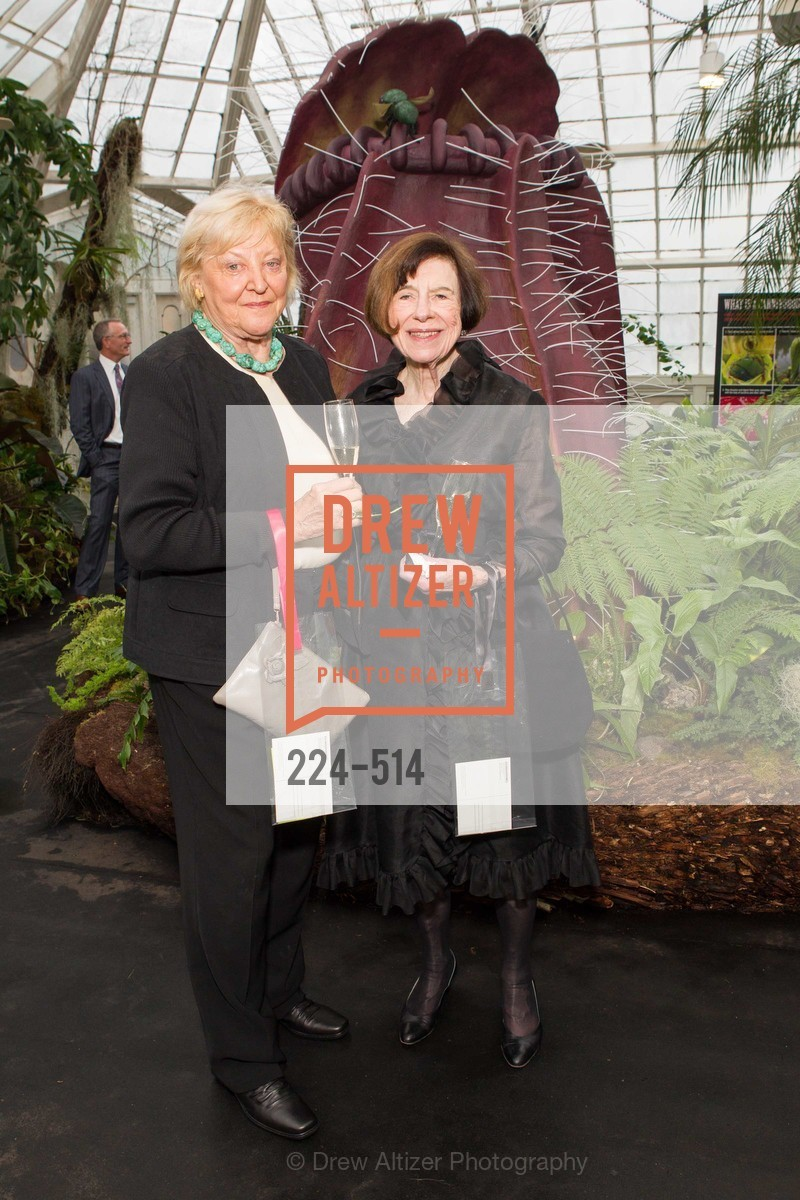 Jean Lee, Merilyn Presten, SF Conservatory of Flowers - CHOMP They came from the swamp, US. US, April 10th, 2014,Drew Altizer, Drew Altizer Photography, full-service agency, private events, San Francisco photographer, photographer california