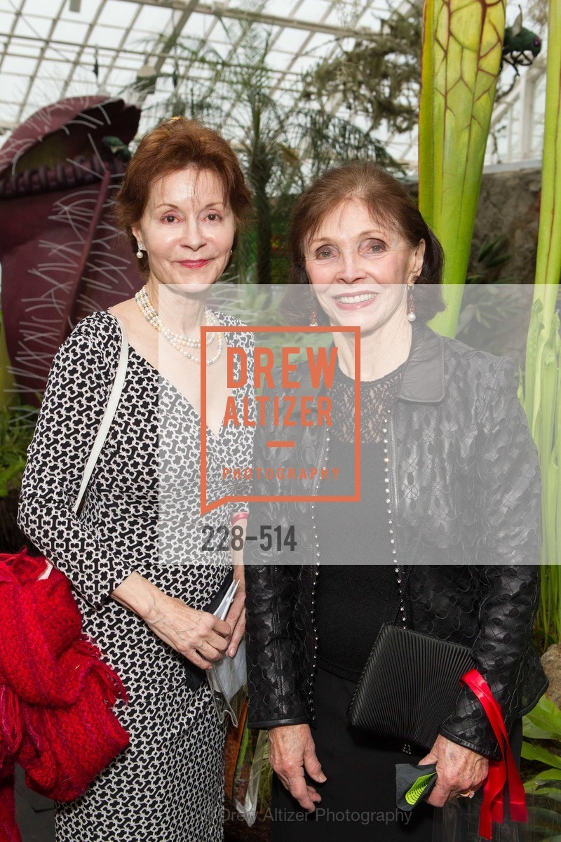 Maryland Swensen, Loraine Fulmer, SF Conservatory of Flowers - CHOMP They came from the swamp, US. US, April 10th, 2014,Drew Altizer, Drew Altizer Photography, full-service agency, private events, San Francisco photographer, photographer california
