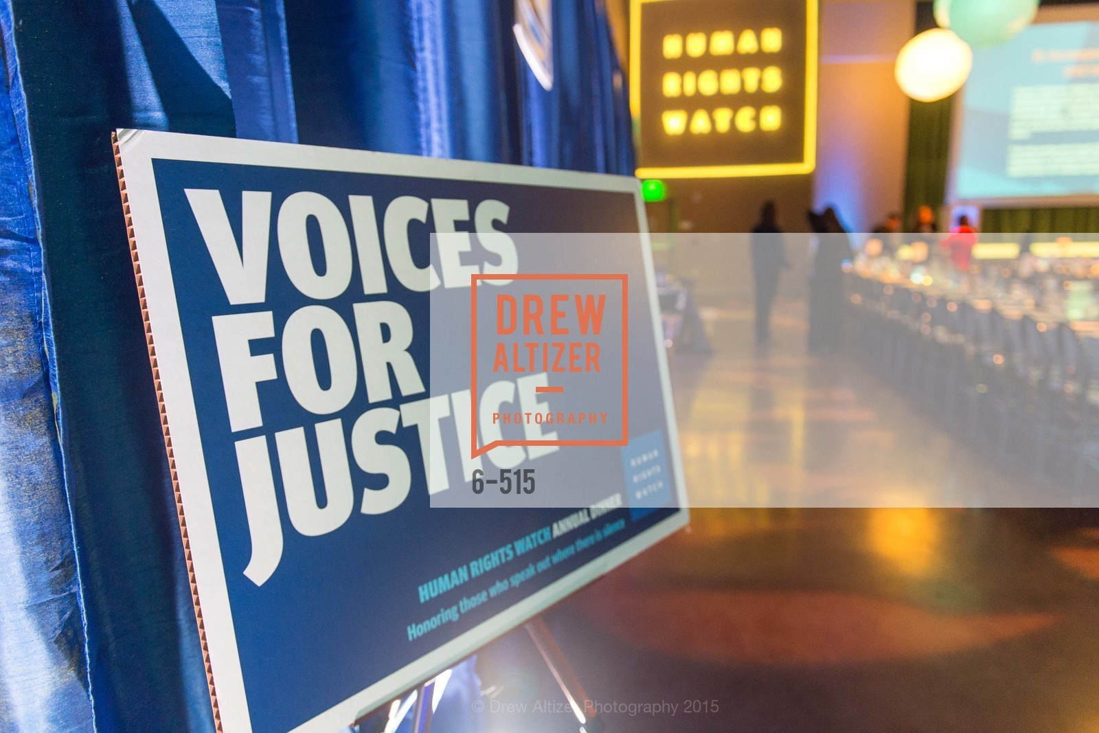 Atmosphere, Human Rights Watch Voices for Justice, Palo Alto JCC, November 10th, 2015,Drew Altizer, Drew Altizer Photography, full-service event agency, private events, San Francisco photographer, photographer California