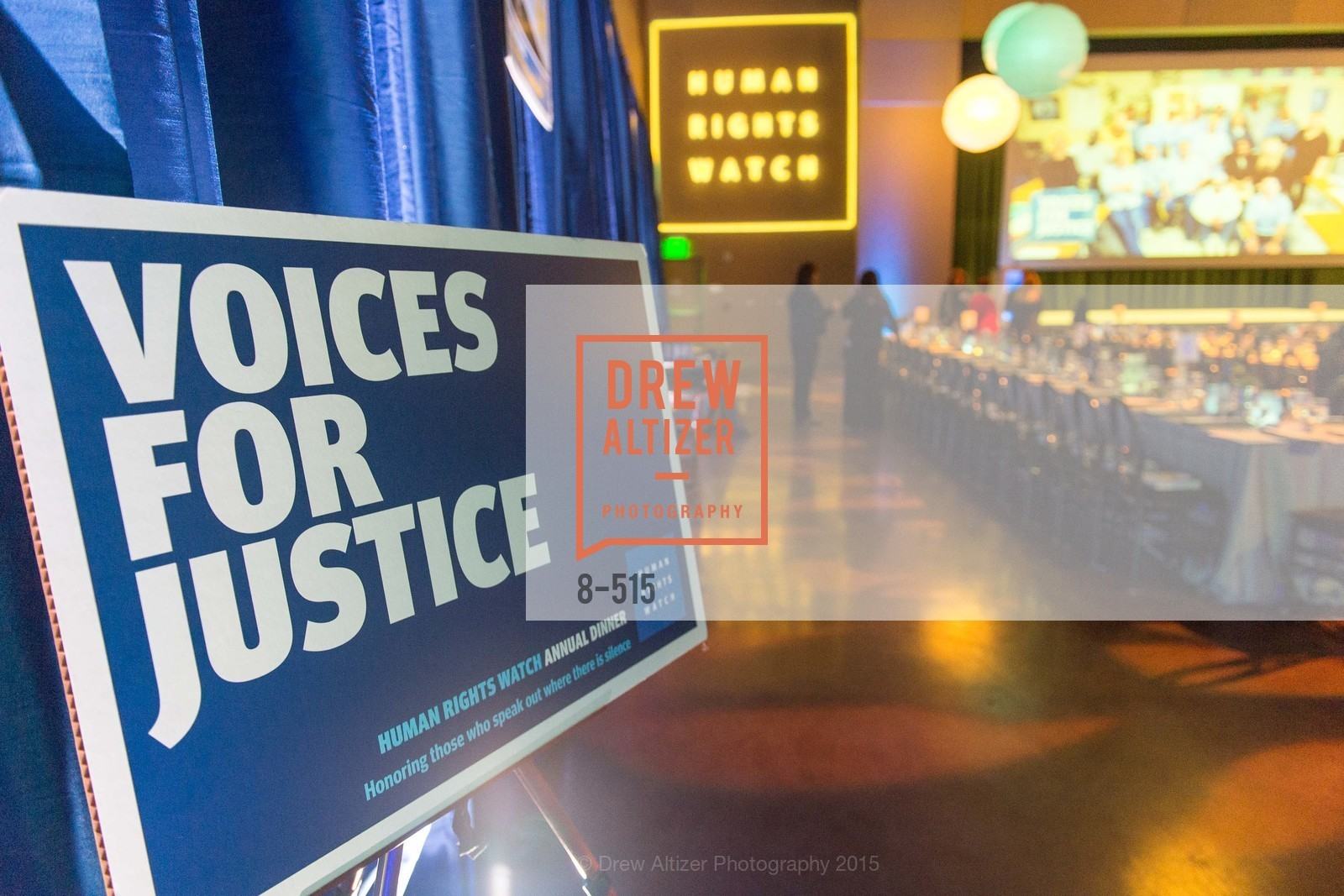 Atmosphere, Human Rights Watch Voices for Justice, Palo Alto JCC, November 10th, 2015,Drew Altizer, Drew Altizer Photography, full-service agency, private events, San Francisco photographer, photographer california
