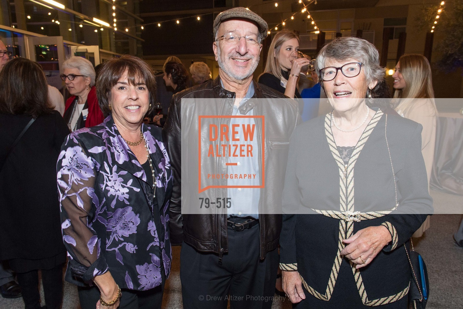 Carol Diamond, Paul Diamond, Alice Schafer Smith, Human Rights Watch Voices for Justice, Palo Alto JCC, November 10th, 2015,Drew Altizer, Drew Altizer Photography, full-service agency, private events, San Francisco photographer, photographer california