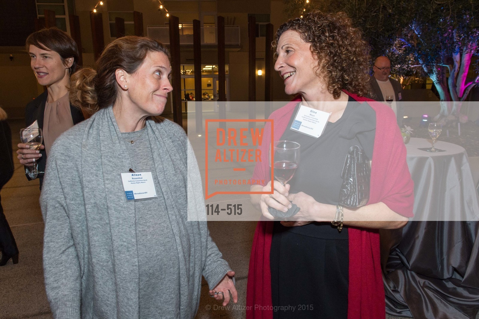 Alison Rosenthal, Gina Maya, Human Rights Watch Voices for Justice, Palo Alto JCC, November 10th, 2015,Drew Altizer, Drew Altizer Photography, full-service agency, private events, San Francisco photographer, photographer california