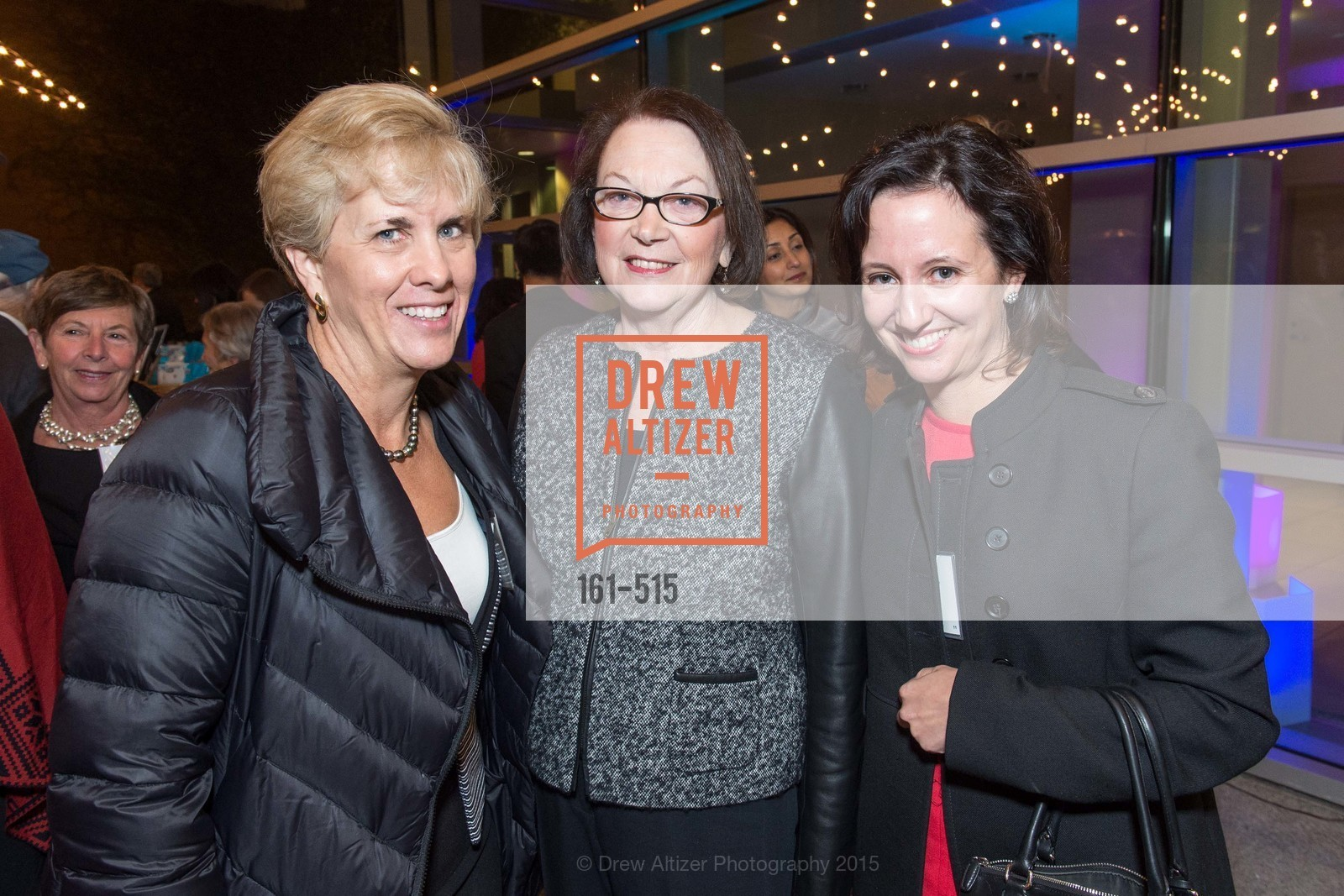 Lisa Cirenza, Joan Platt, Allison Parker, Human Rights Watch Voices for Justice, Palo Alto JCC, November 10th, 2015,Drew Altizer, Drew Altizer Photography, full-service agency, private events, San Francisco photographer, photographer california