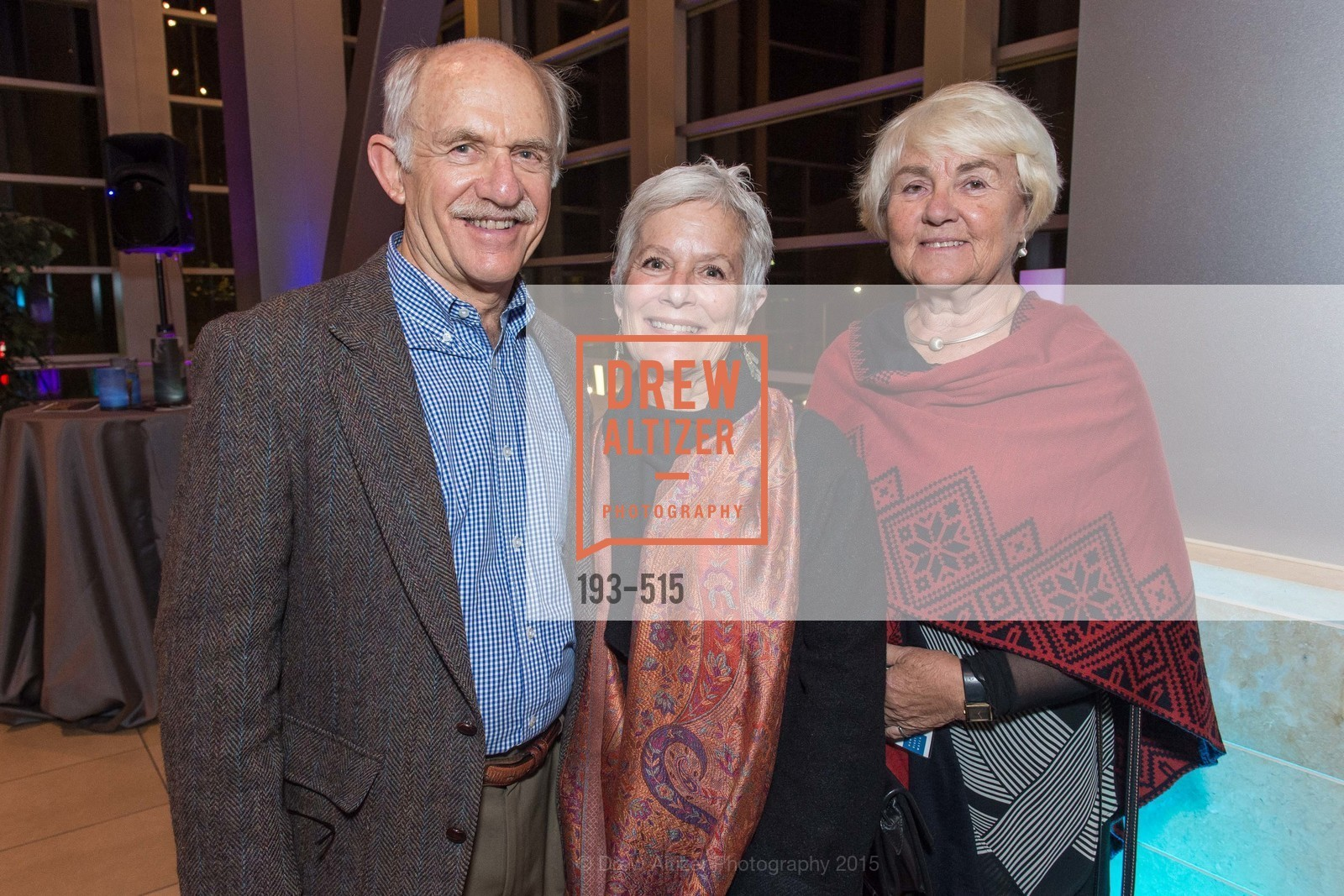 Perry Irvine, Linda Irvine, Jan Meukermans, Human Rights Watch Voices for Justice, Palo Alto JCC, November 10th, 2015,Drew Altizer, Drew Altizer Photography, full-service agency, private events, San Francisco photographer, photographer california