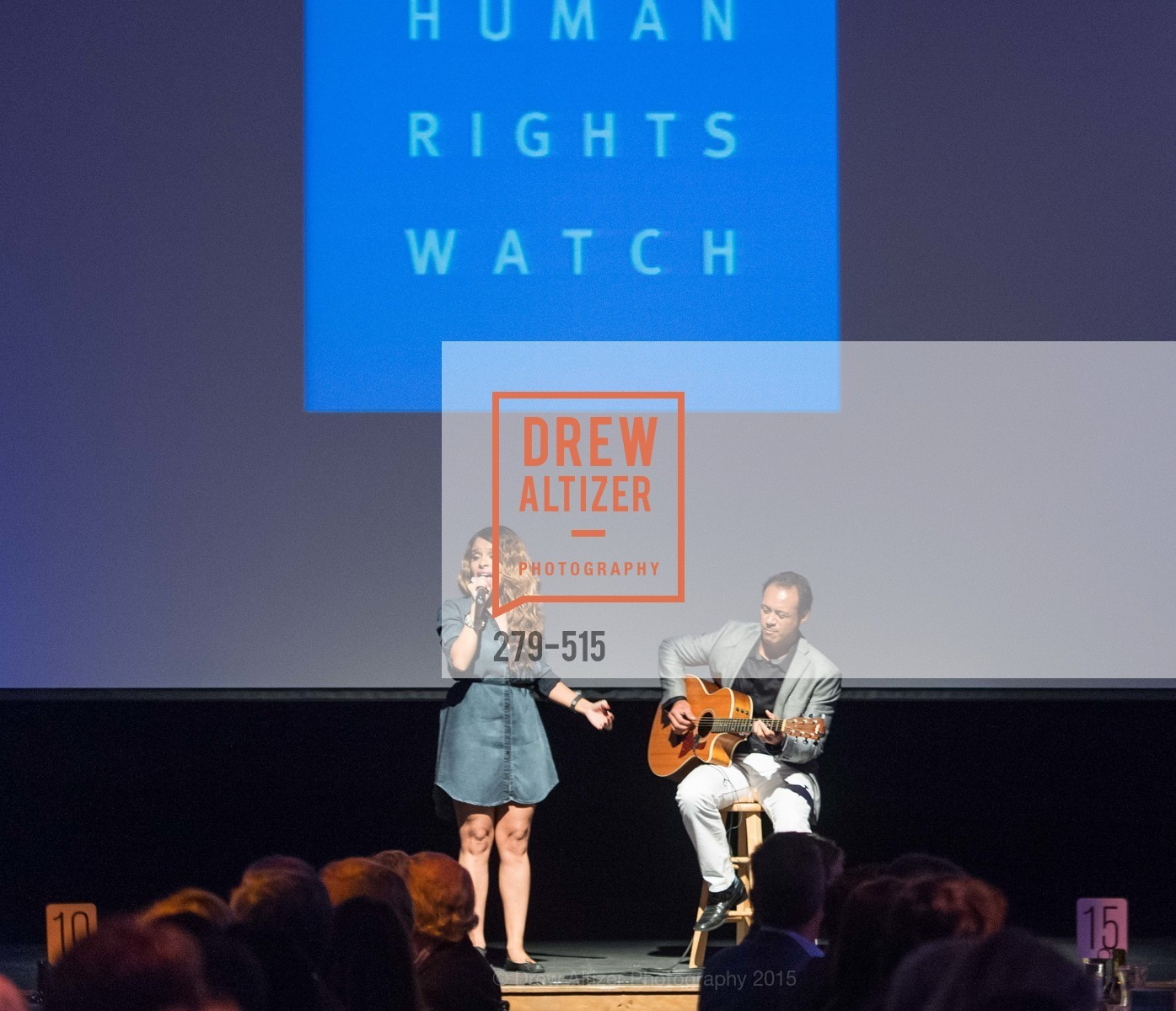 Performance, Human Rights Watch Voices for Justice, Palo Alto JCC, November 10th, 2015,Drew Altizer, Drew Altizer Photography, full-service agency, private events, San Francisco photographer, photographer california