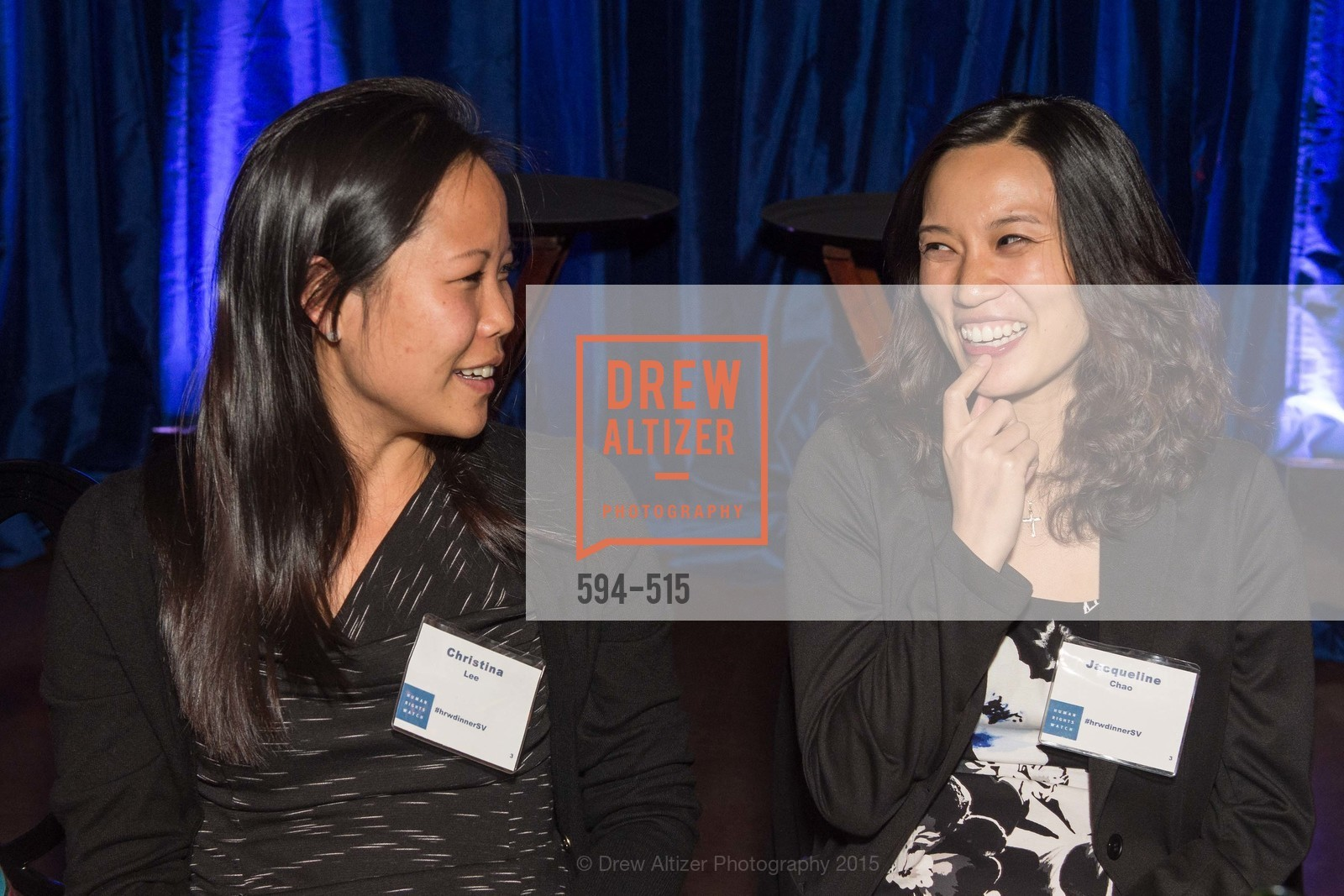 Christina Lee, Jacqueline Chao, Human Rights Watch Voices for Justice, Palo Alto JCC, November 10th, 2015,Drew Altizer, Drew Altizer Photography, full-service agency, private events, San Francisco photographer, photographer california