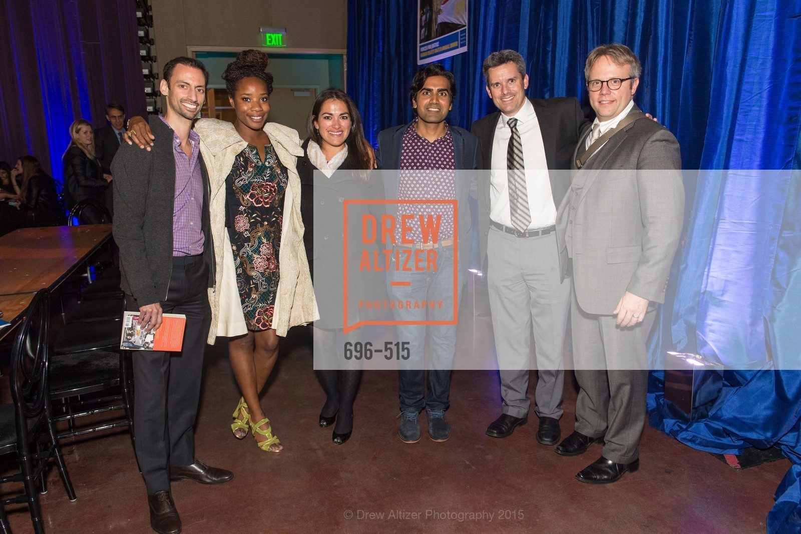 Colin Murray, Edna Togba, RJ Jain, Brian Peterson, Human Rights Watch Voices for Justice, Palo Alto JCC, November 10th, 2015,Drew Altizer, Drew Altizer Photography, full-service agency, private events, San Francisco photographer, photographer california