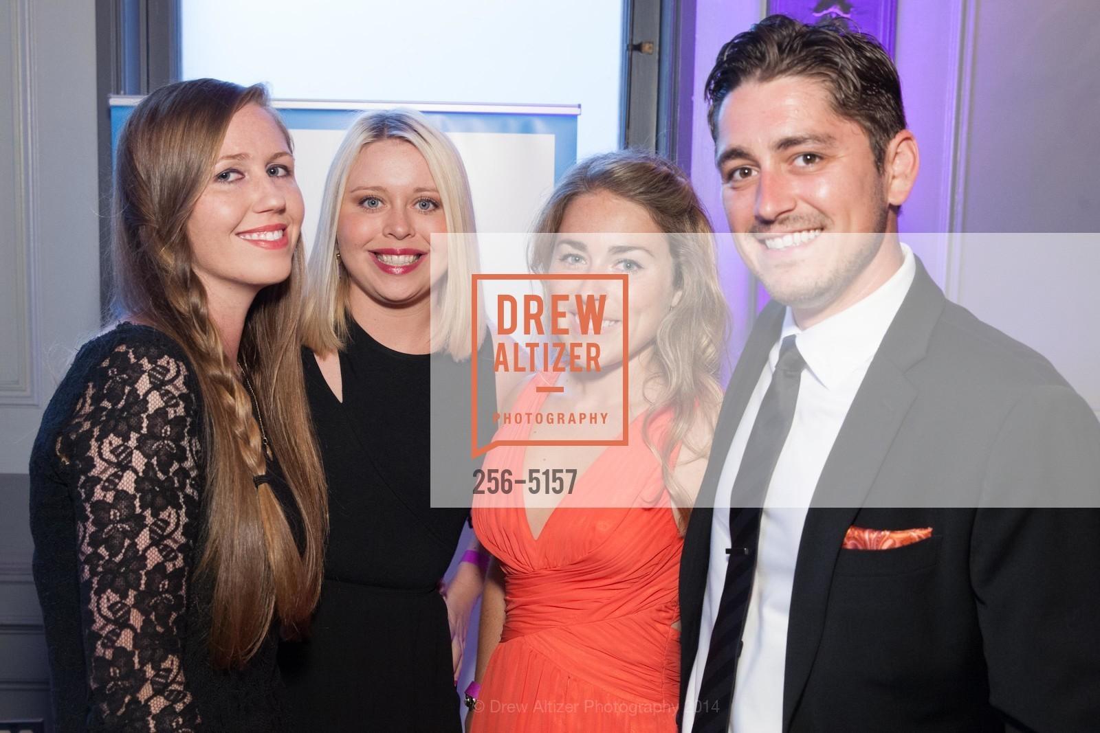 Ashley Comstock, Savannah Stewart, Kelly Pauly, Luciano Marcolongo, Photo #256-5157