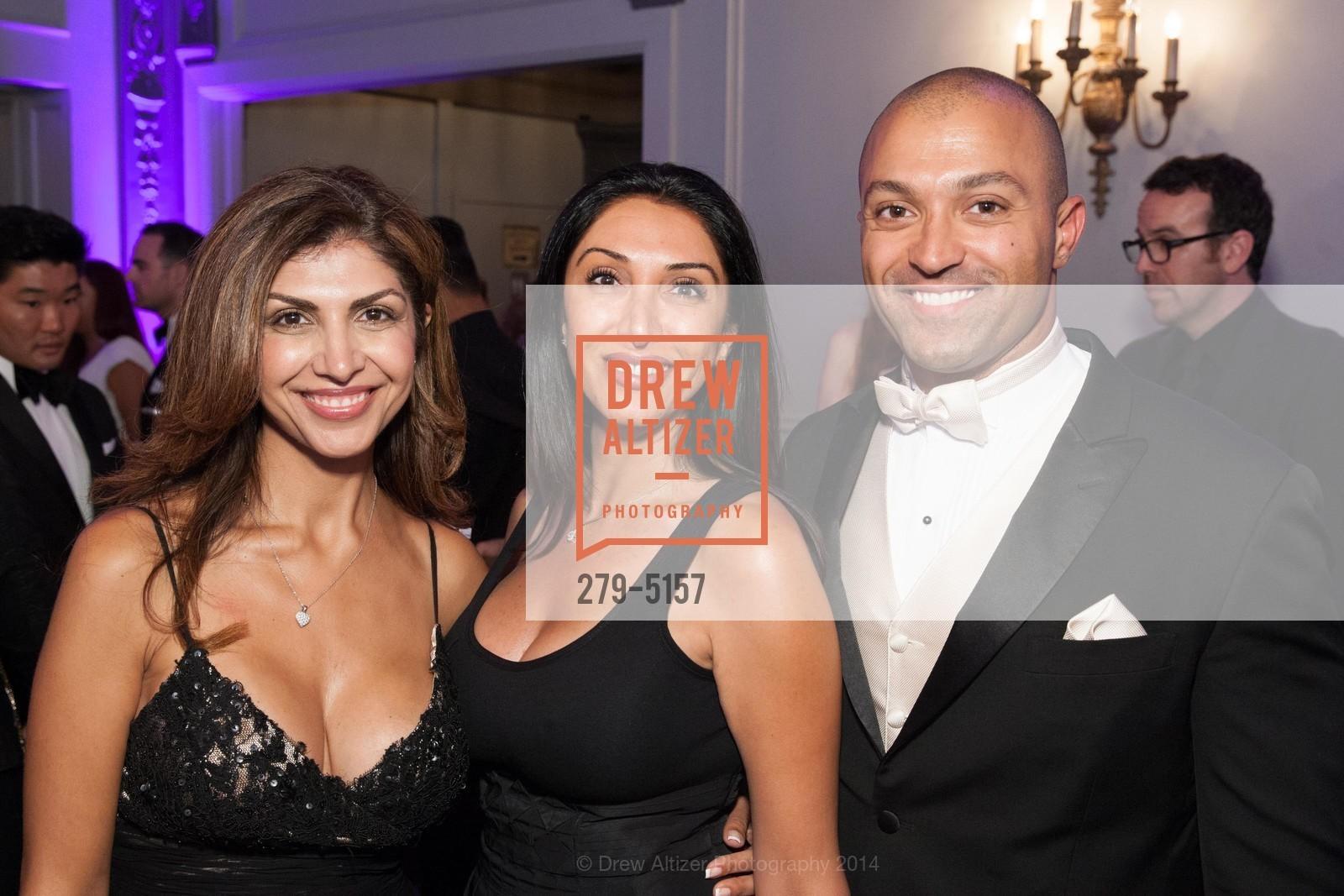 Fatima Erlandson, Farnas Farahani, Faham Zakariaei, Photo #279-5157