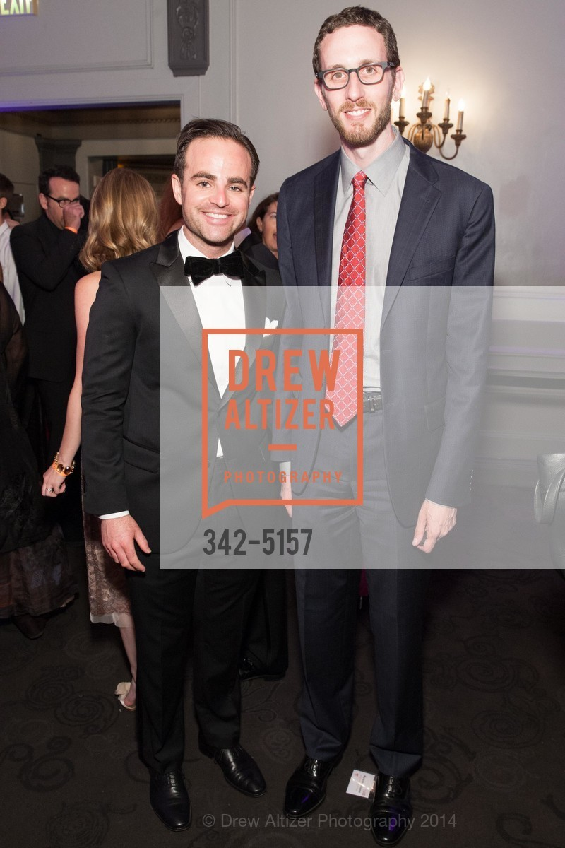 Phillip Zackler, Scott Wiener, Photo #342-5157