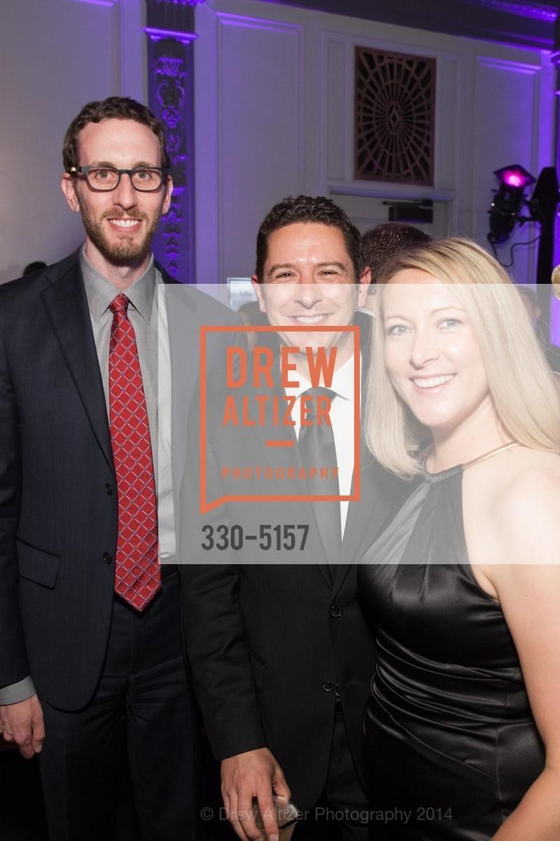 Scott Wiener, Cory Marshall, Kim Wexell, Photo #330-5157