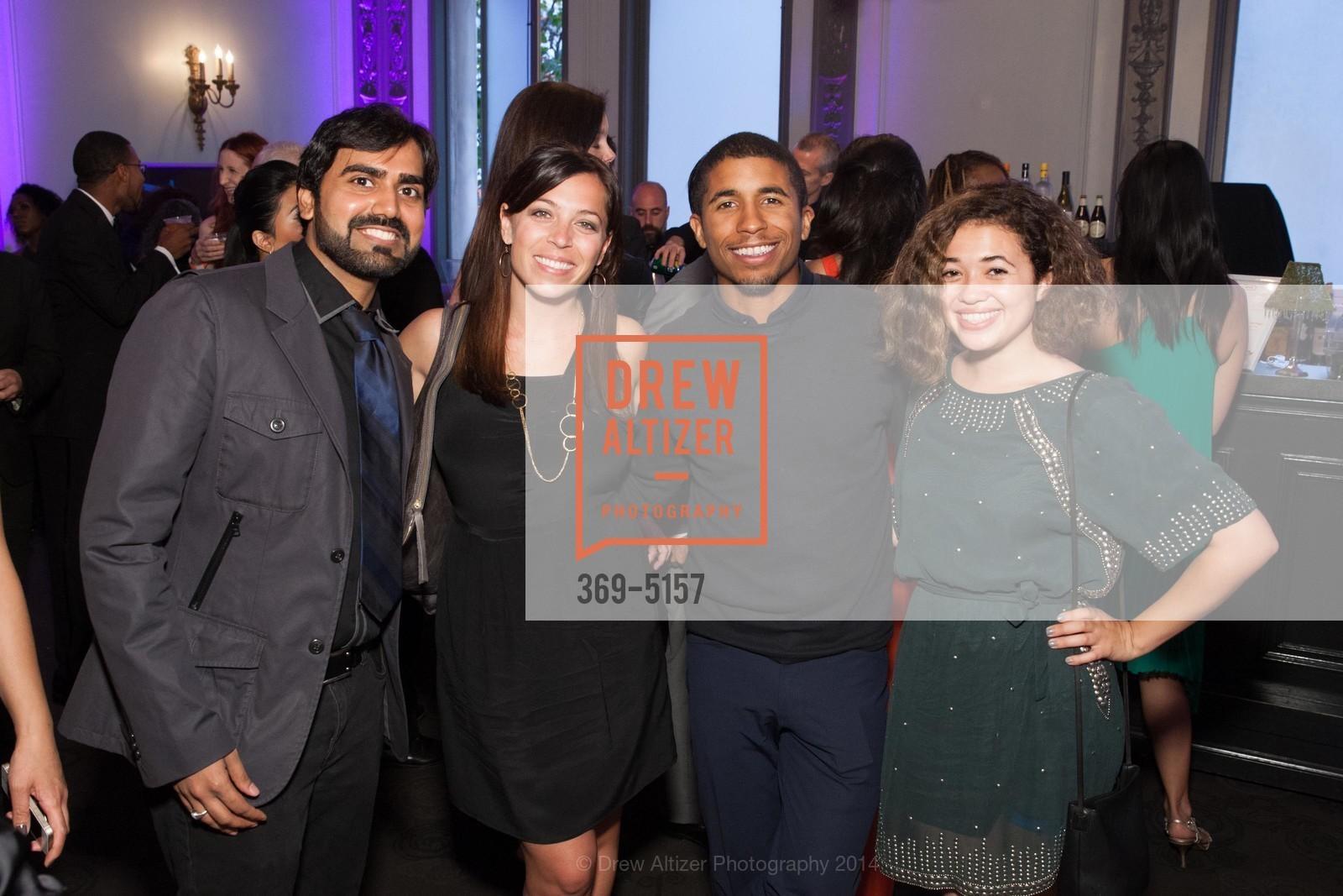 RJ Jain, Stephanie Segar, Chris Lyons, Sophia Horowitz, Photo #369-5157