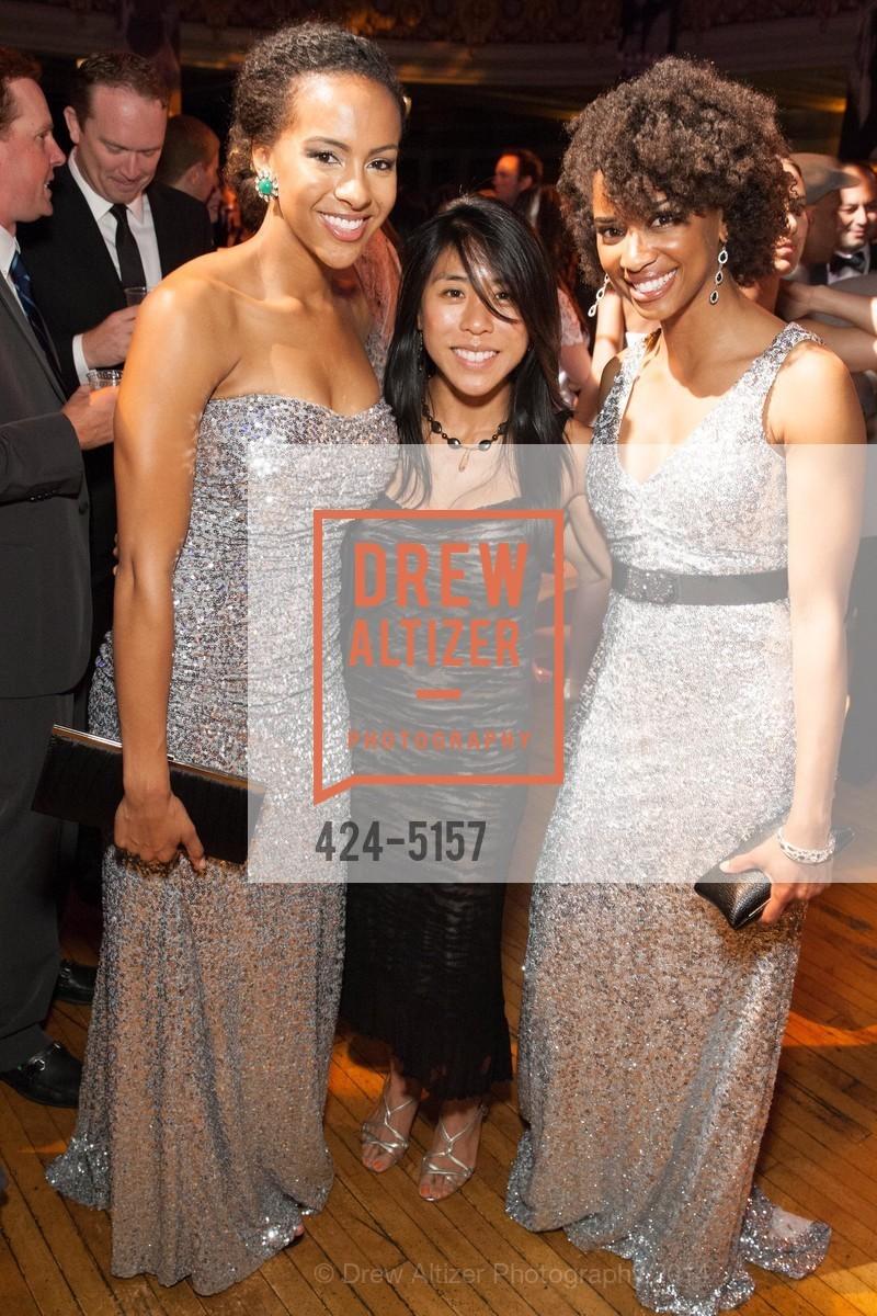 Rachel Gillum, Jenny Wong, Tanisha Strong, Photo #424-5157