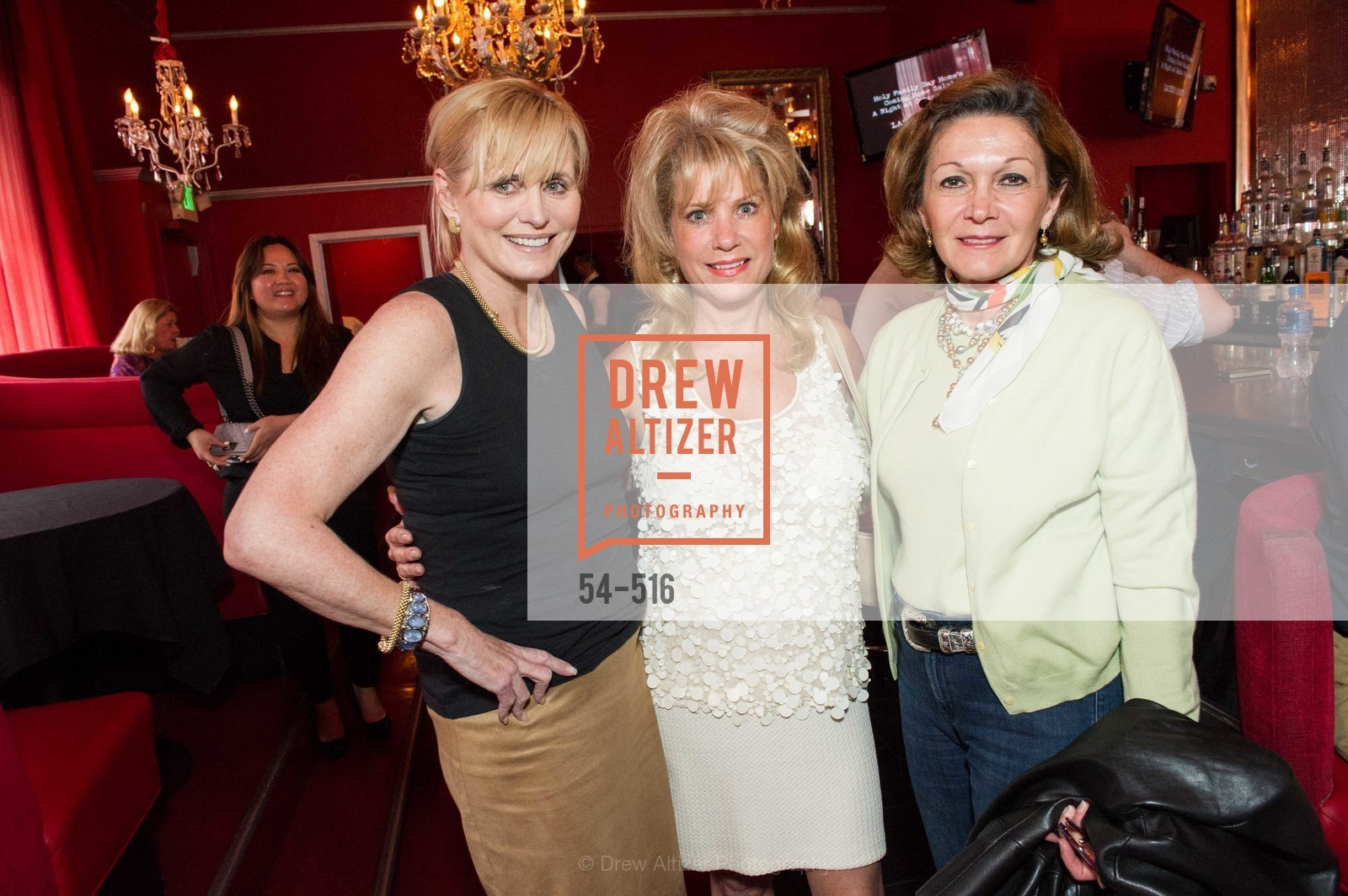 Mary Toboni, Cece McGraw, Gabriela Papale, HOLY FAMILY DAY HOME Coming Home Gala Launch Party, US. US, April 10th, 2014,Drew Altizer, Drew Altizer Photography, full-service agency, private events, San Francisco photographer, photographer california