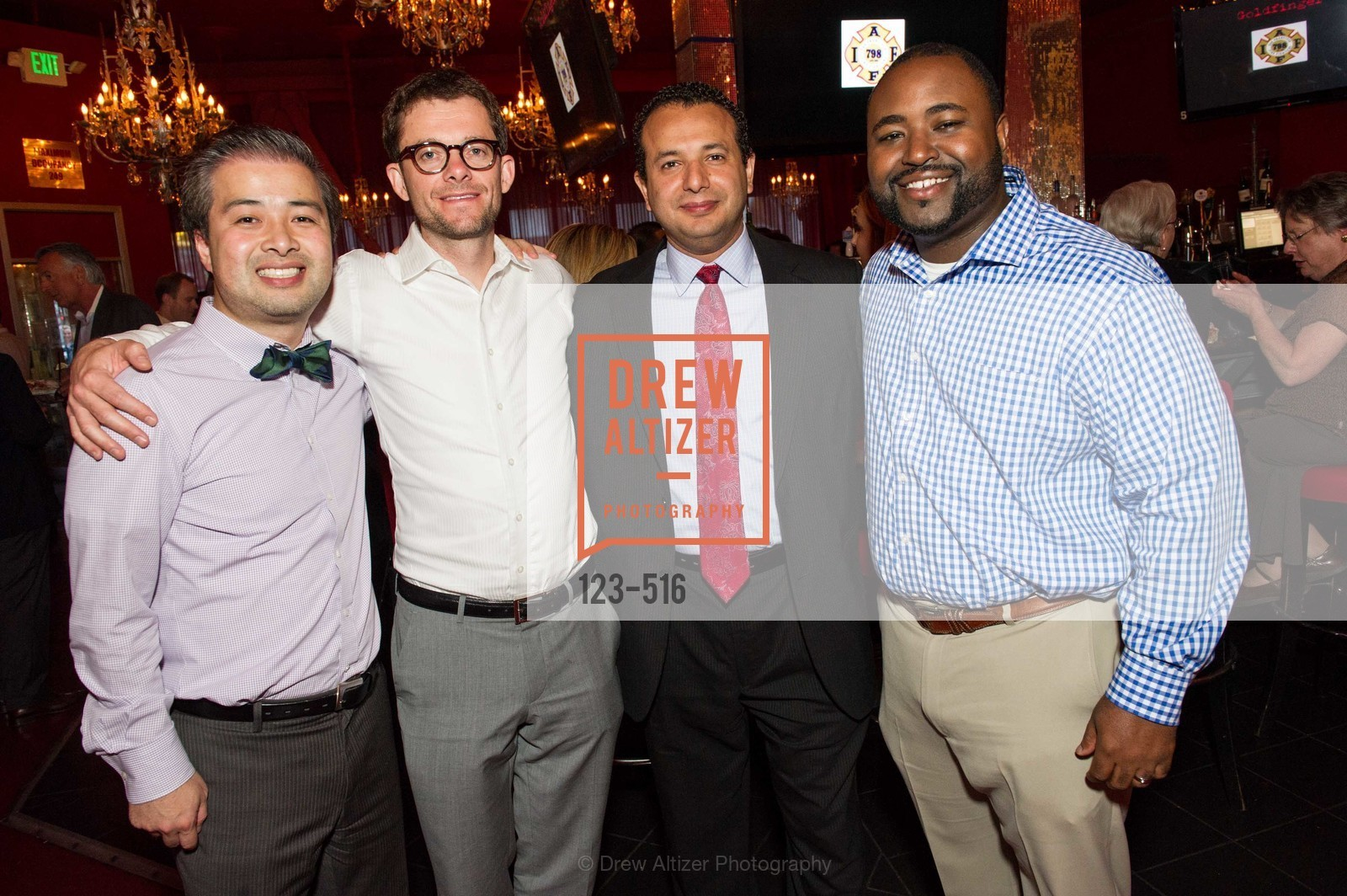 Thomas Hor, Sterling Burnett, Sherif Basta, Stafford Jacobs, HOLY FAMILY DAY HOME Coming Home Gala Launch Party, US. US, April 10th, 2014,Drew Altizer, Drew Altizer Photography, full-service agency, private events, San Francisco photographer, photographer california