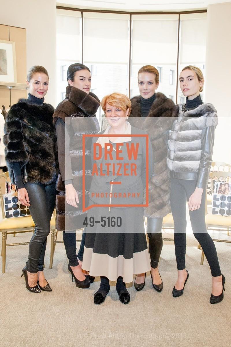 Hannah Fugazzi, Giuliana Teso, Rachel Sitz, Logan Link, Photo #49-5160
