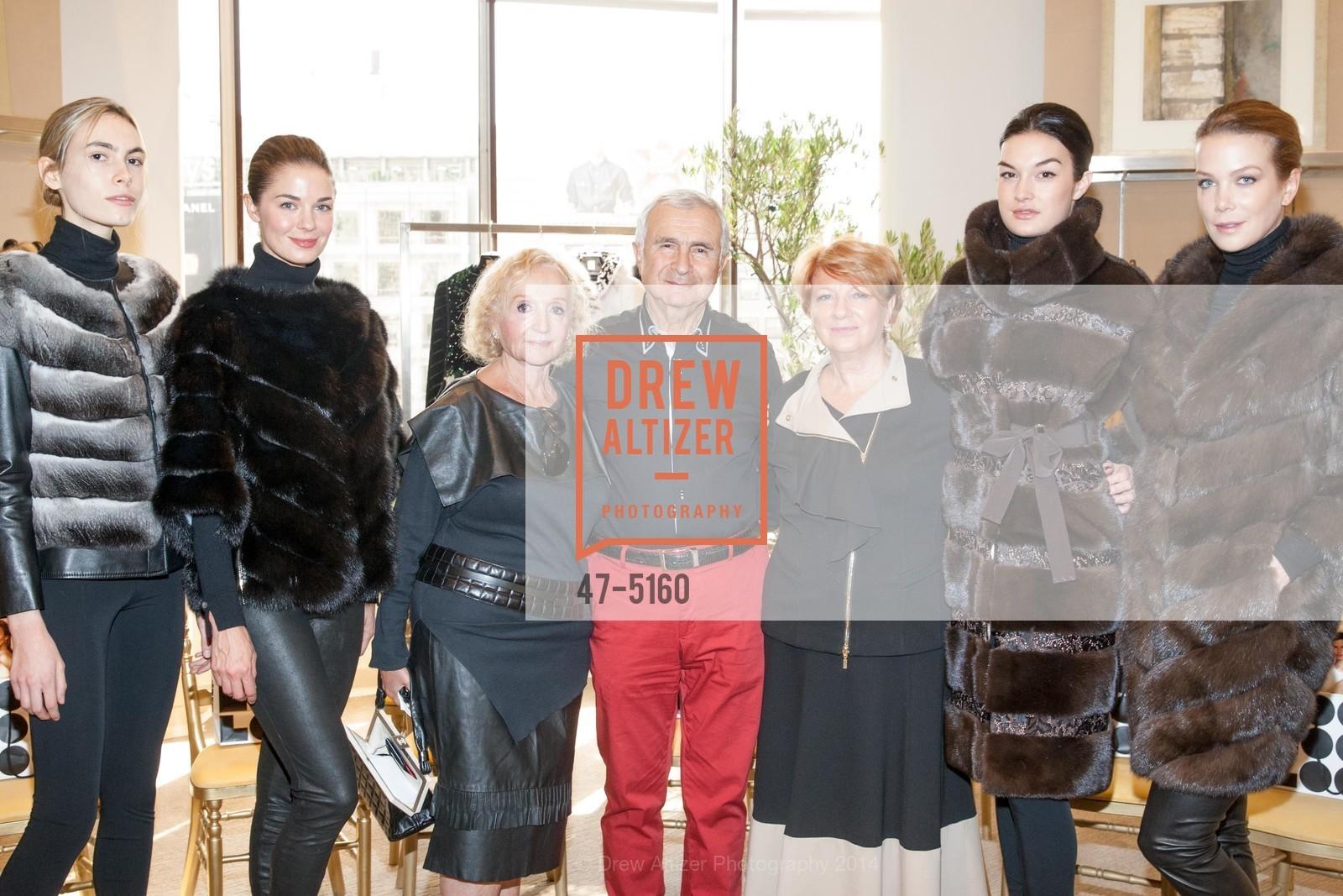 Logan Link, Rozalya Schrayver, Ernest Schrayver, Giuliana Teso, Hannah Fugazzi, Rachel Sitz, Photo #47-5160