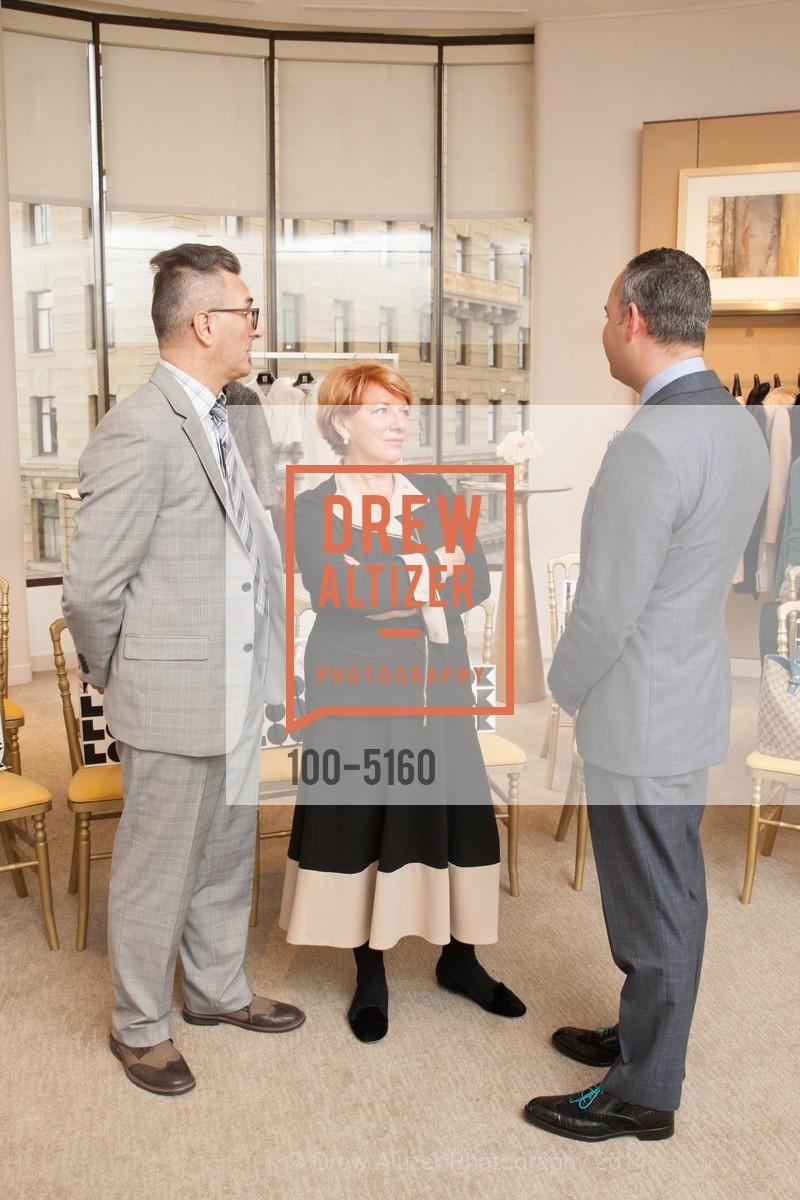 Gian-Paolo Rizzato, Giuliana Teso, Robert Arnold-Kraft, Photo #100-5160